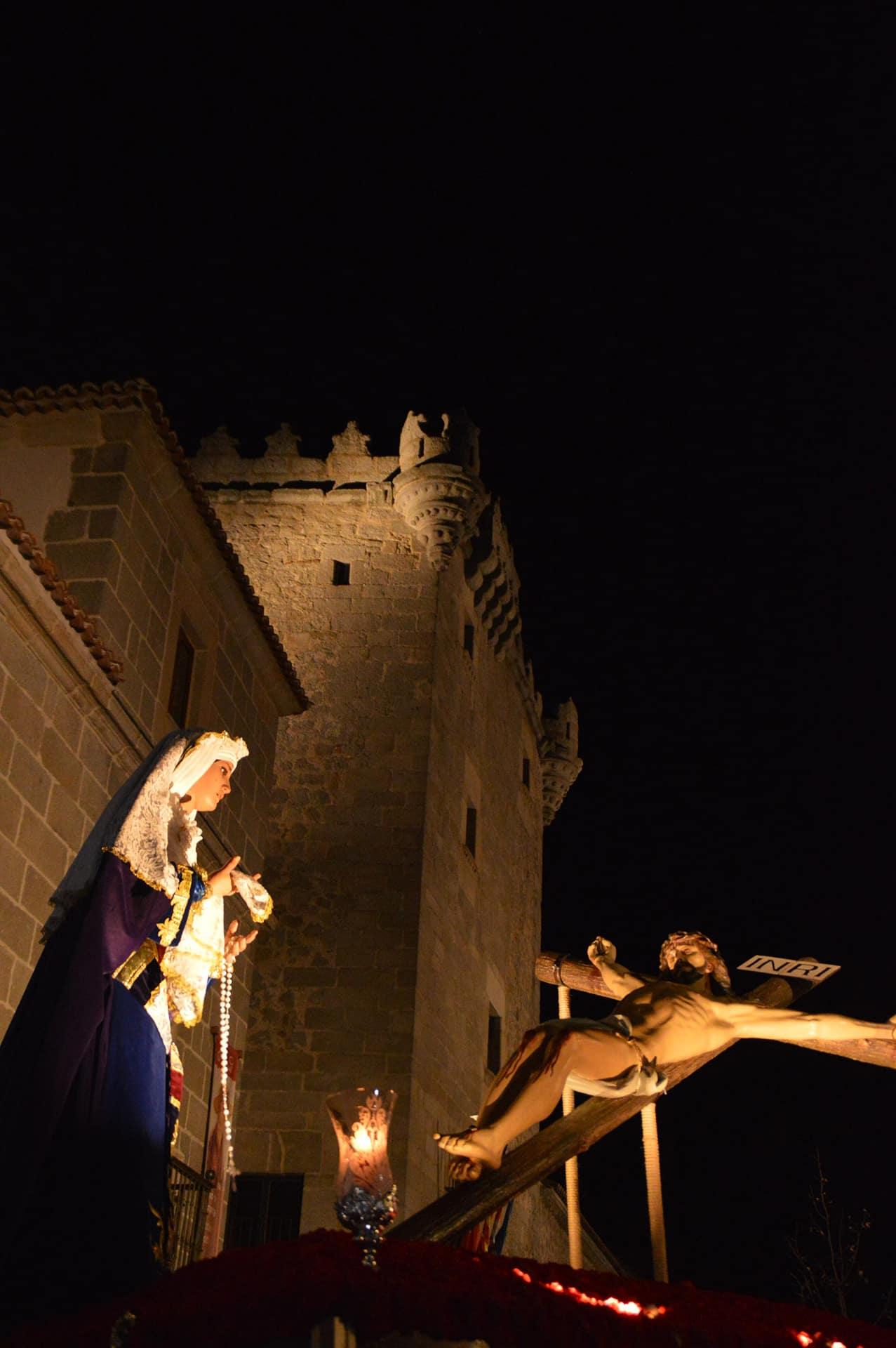 Los Afligidos, Ávila1