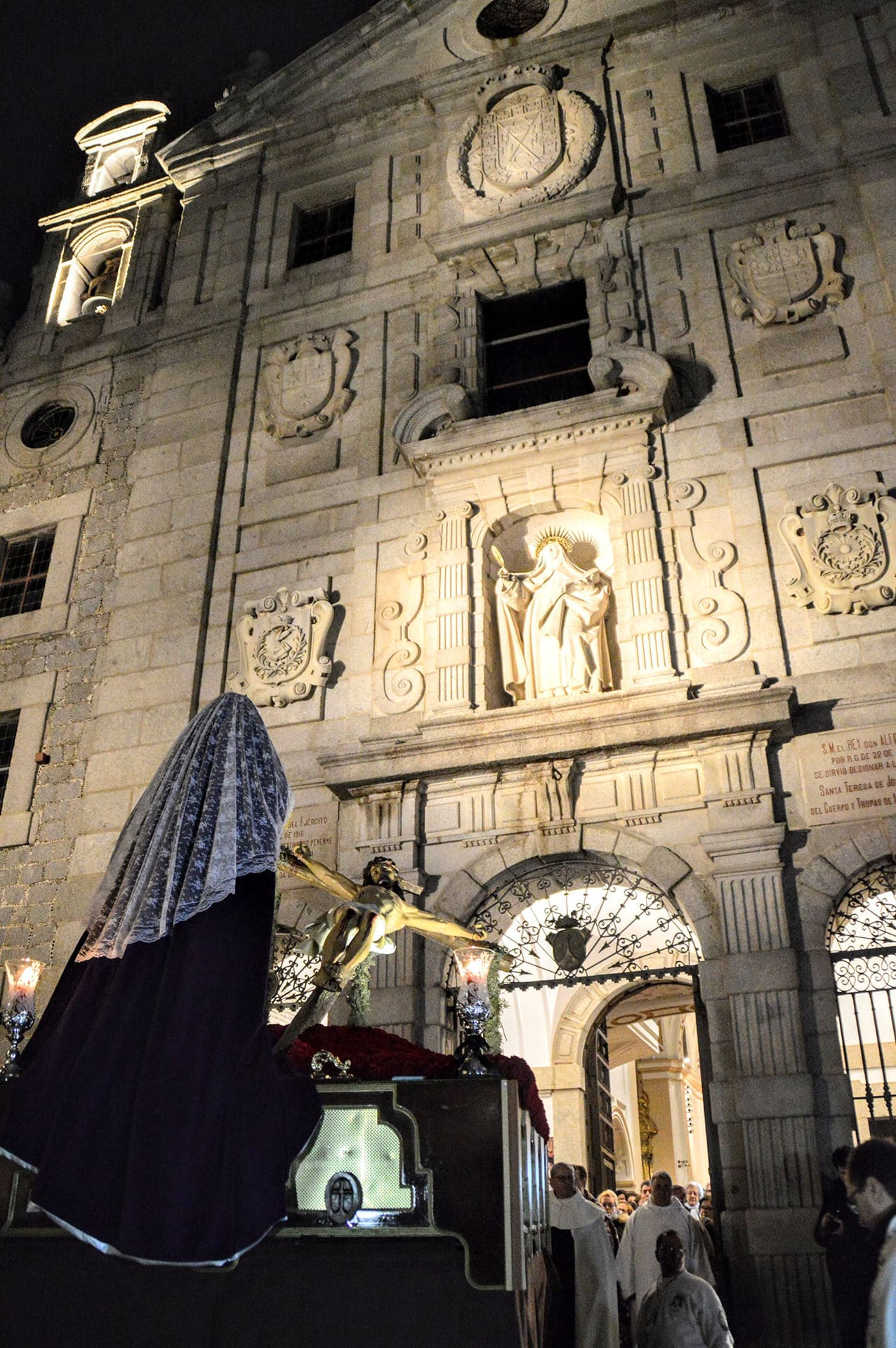 Cristo de los Afligidos (Ávila) 1