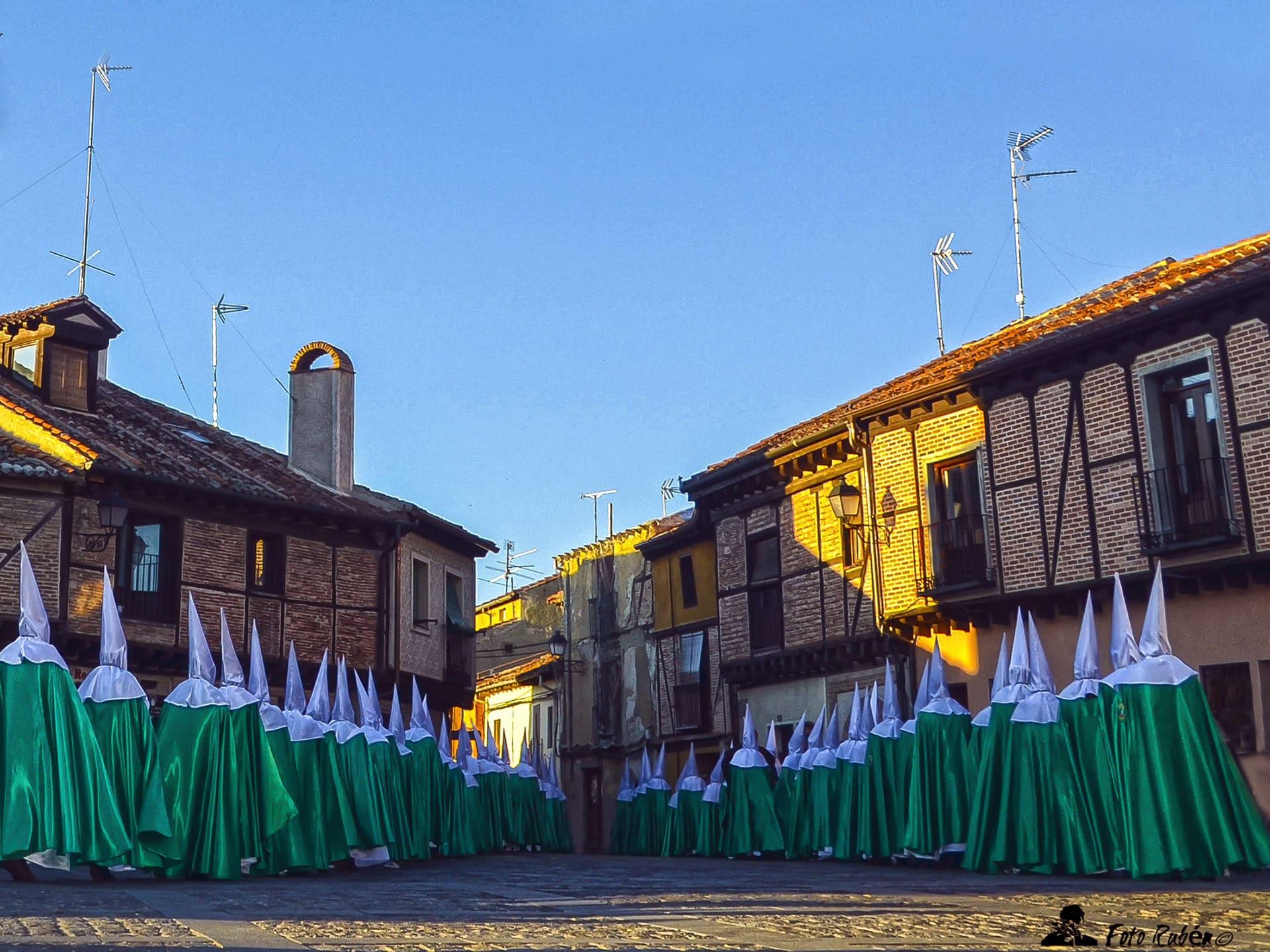 Procesión Penitencial del Paso de la Oración en el Huerto, Segovia 1