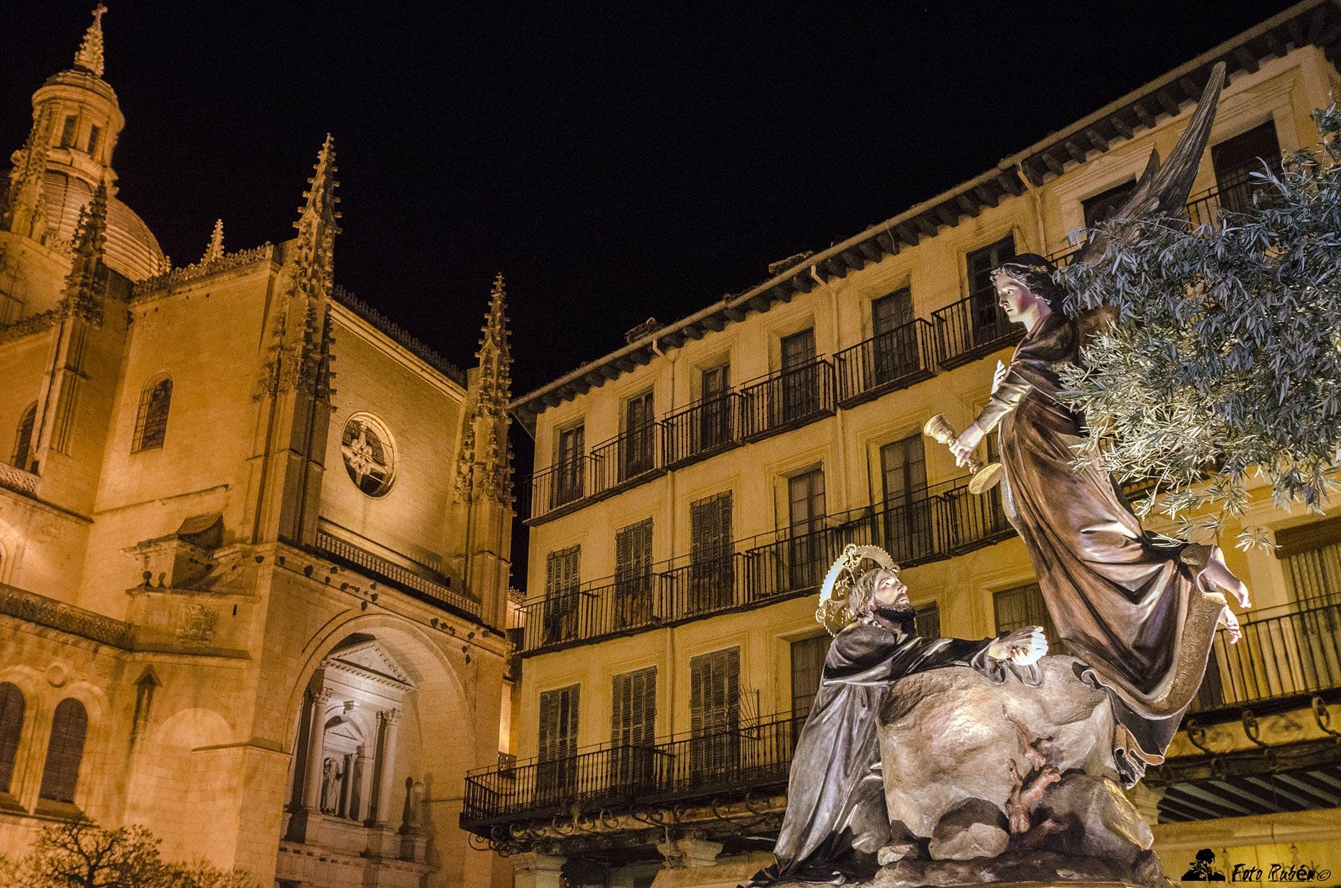 Procesión Penitencial del Paso de la Oración en el Huerto, Segovia 2