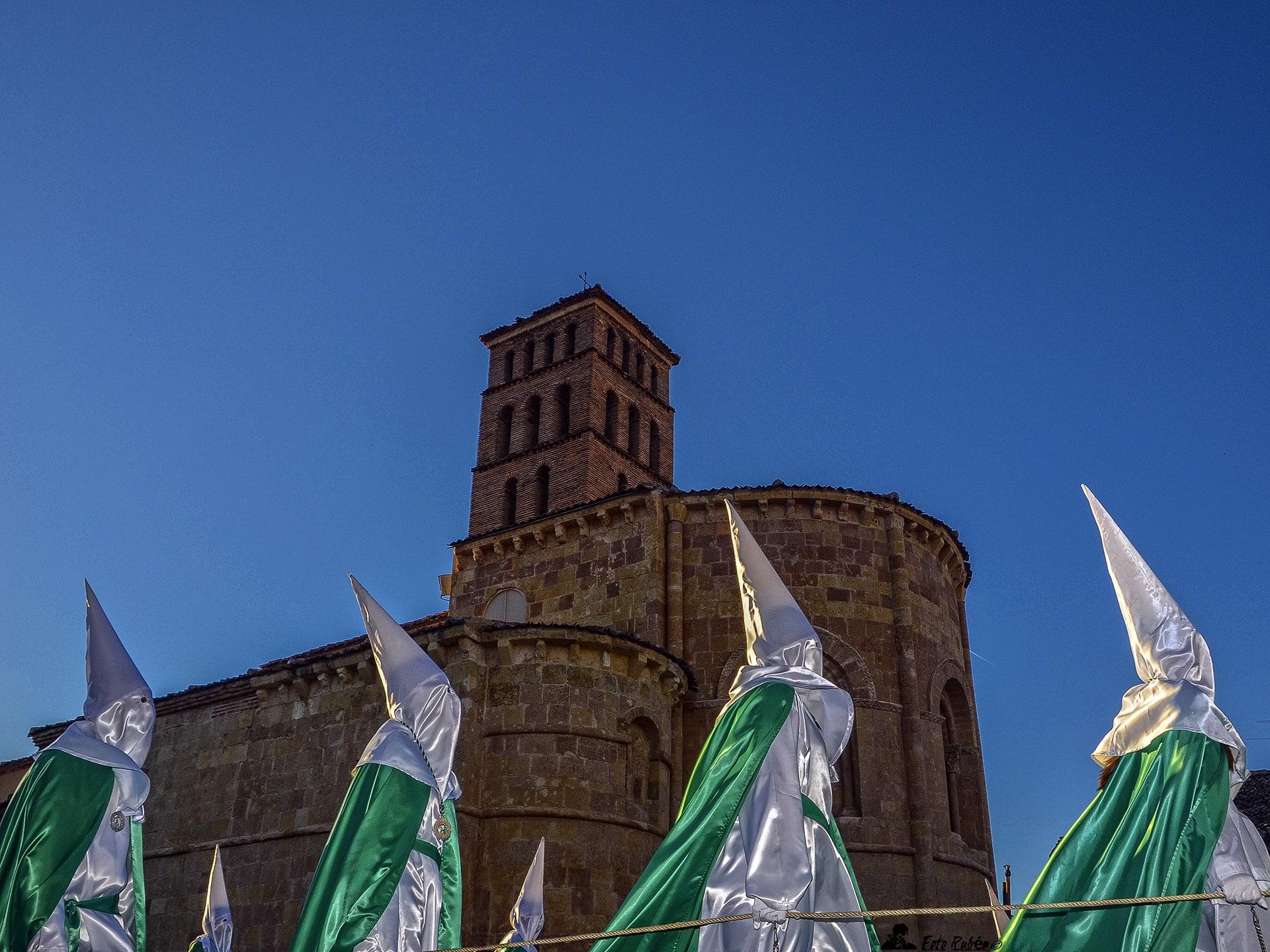 Procesión Penitencial del Paso de la Oración en el Huerto, Segovia 4