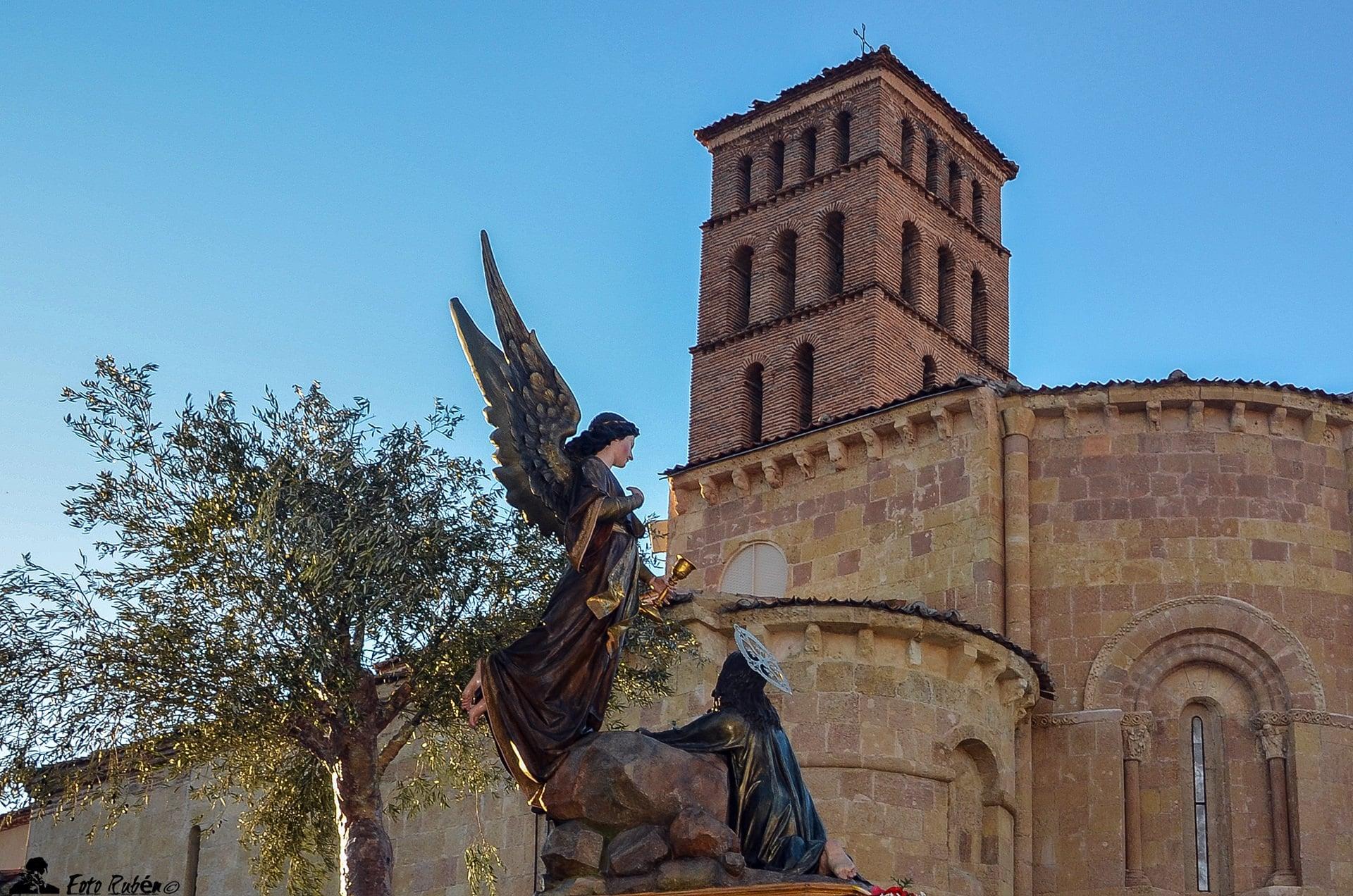 Procesión Penitencial del Paso de la Oración en el Huerto, Segovia 5