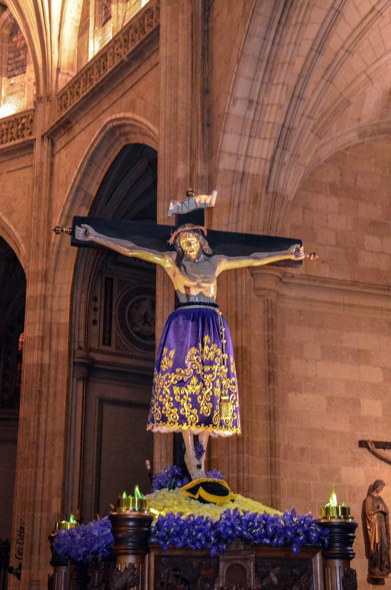 Procesión Santo Cristo del Mercado, Segovia 6