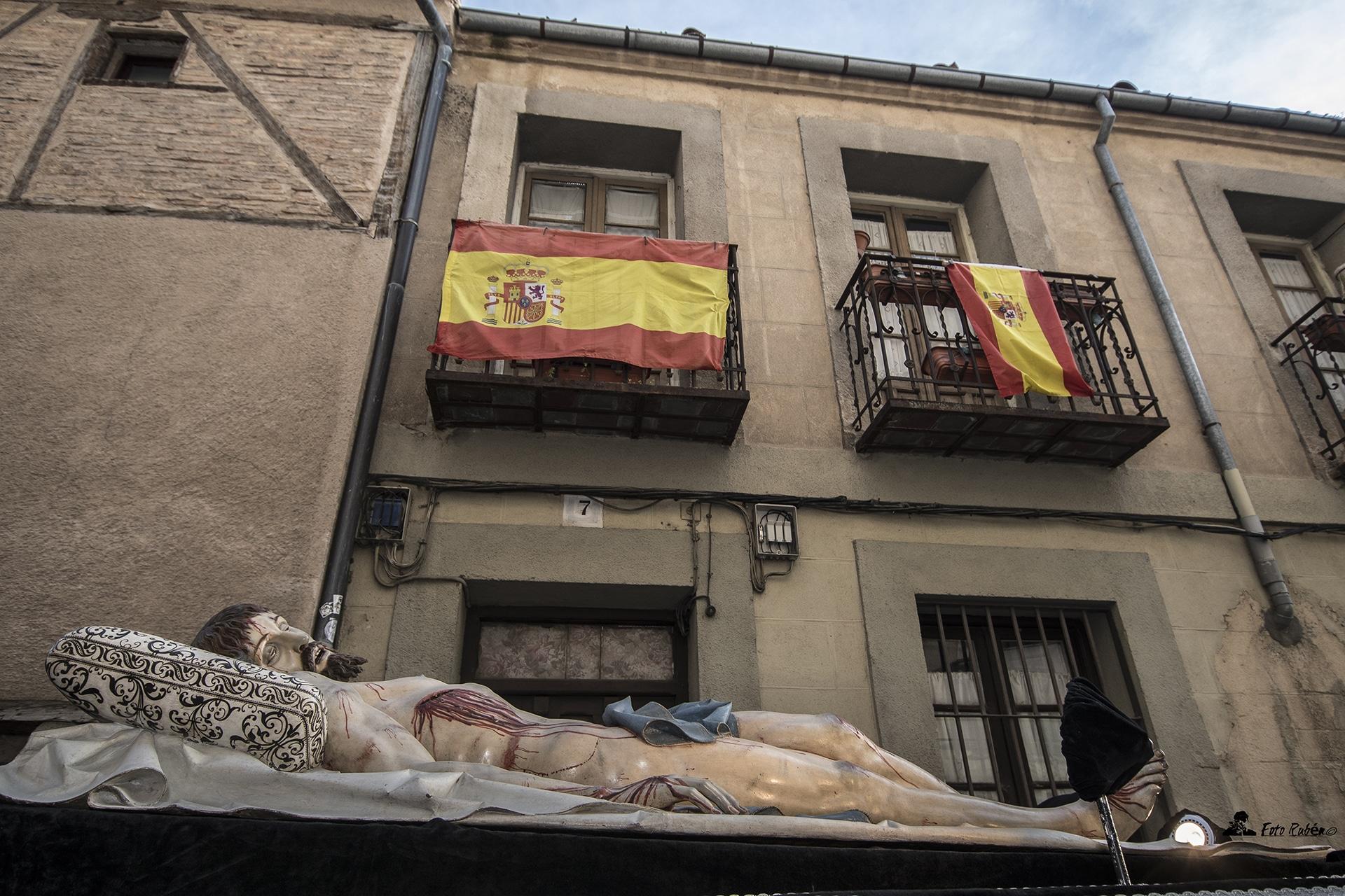 Procesión de Los Pasos, Segovia1