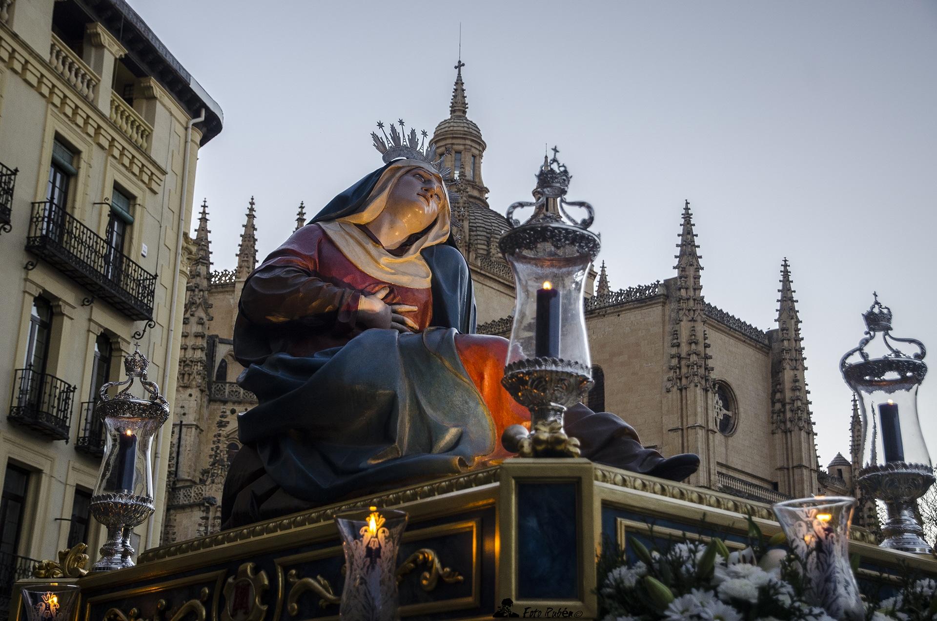 Procesión de Los Pasos, Segovia4