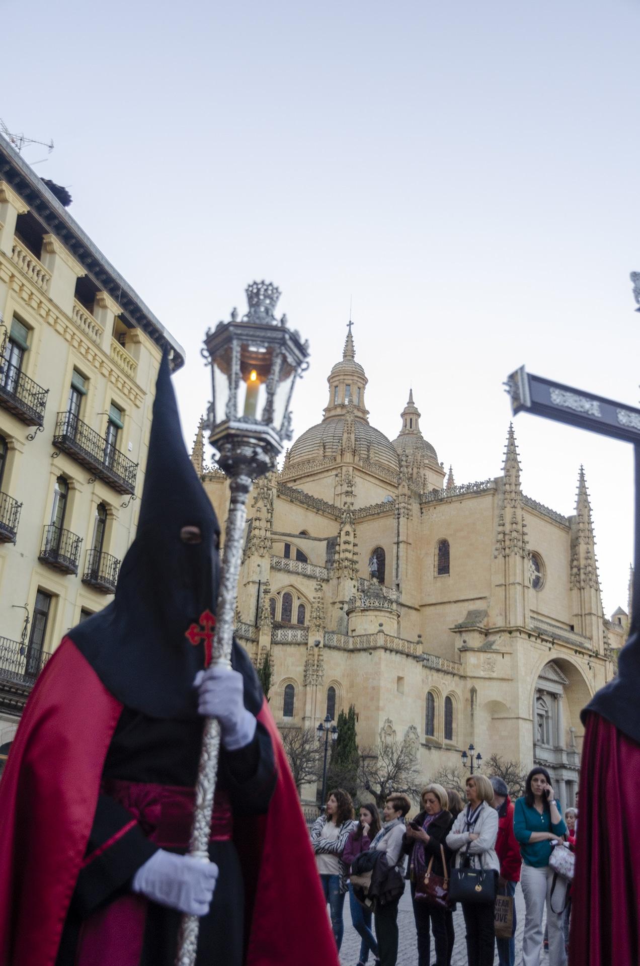 Procesión de Los Pasos, Segovia5