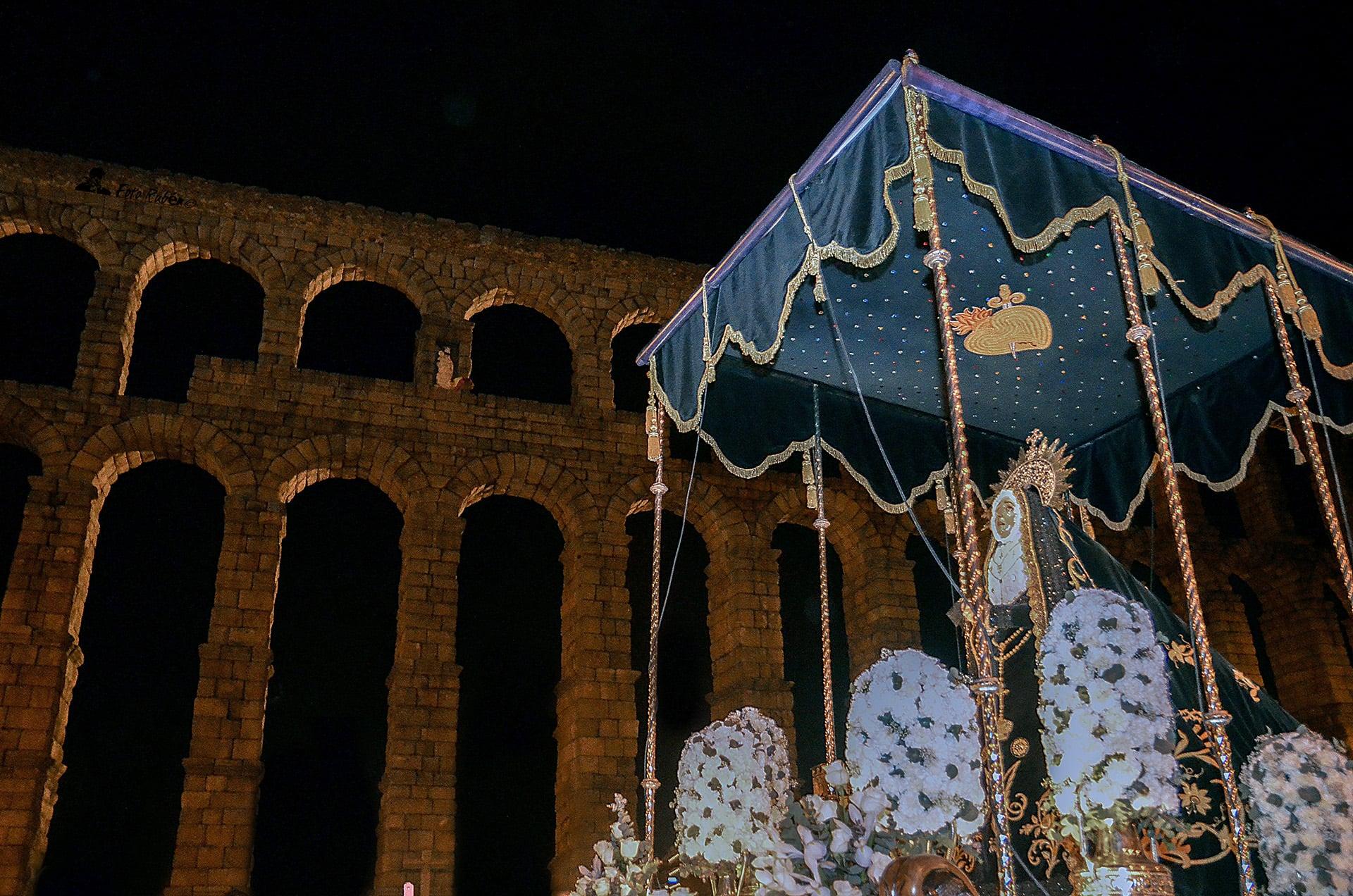 Procesión de Ntra. Sra. de la Soledad Dolorosa, Segovia 2
