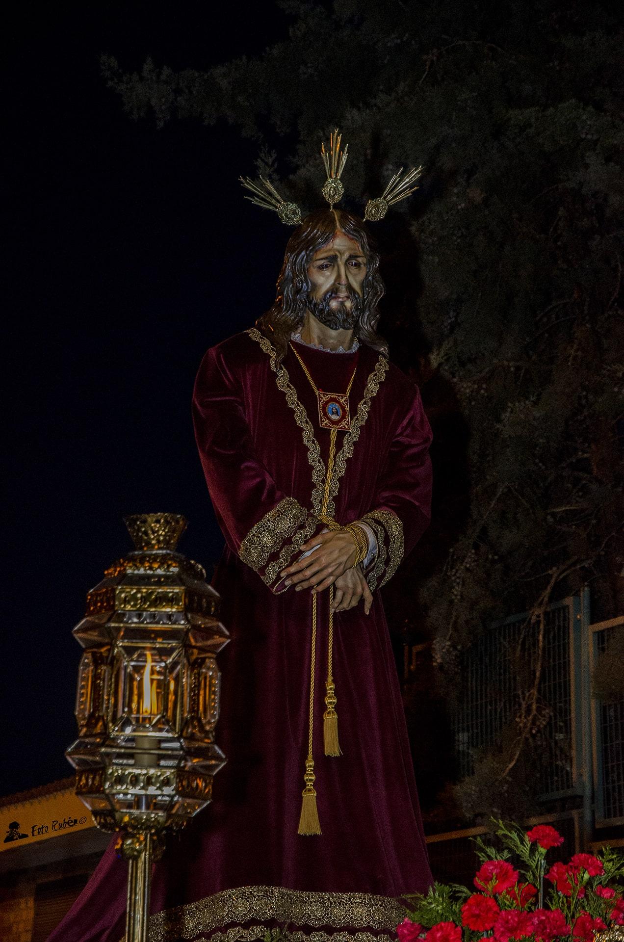 Procesión de Nuestro Padre Jesús Cautivo, Segovia 1