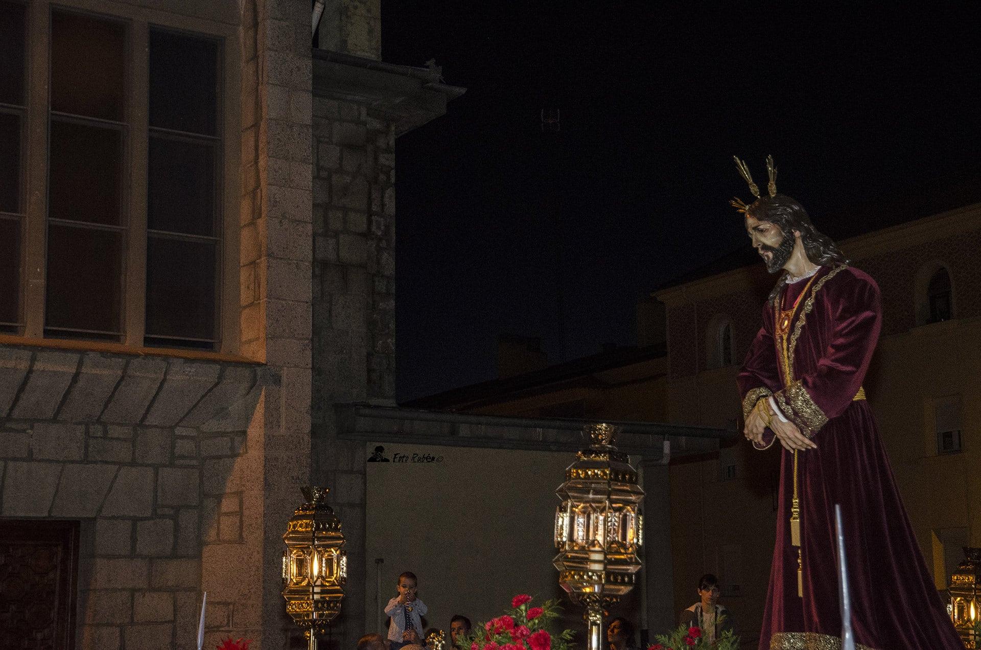 Procesión de Nuestro Padre Jesús Cautivo, Segovia 2
