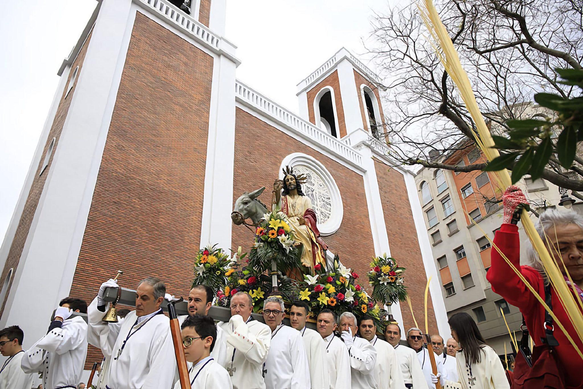 Procesión de las Palmas, Ponferrada 2