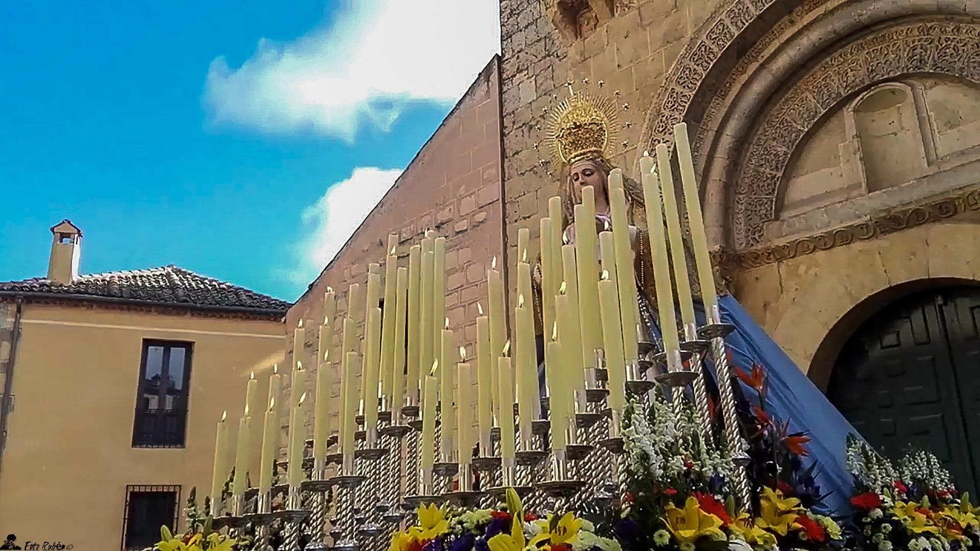 Procesión del Encuentro, Segovia1