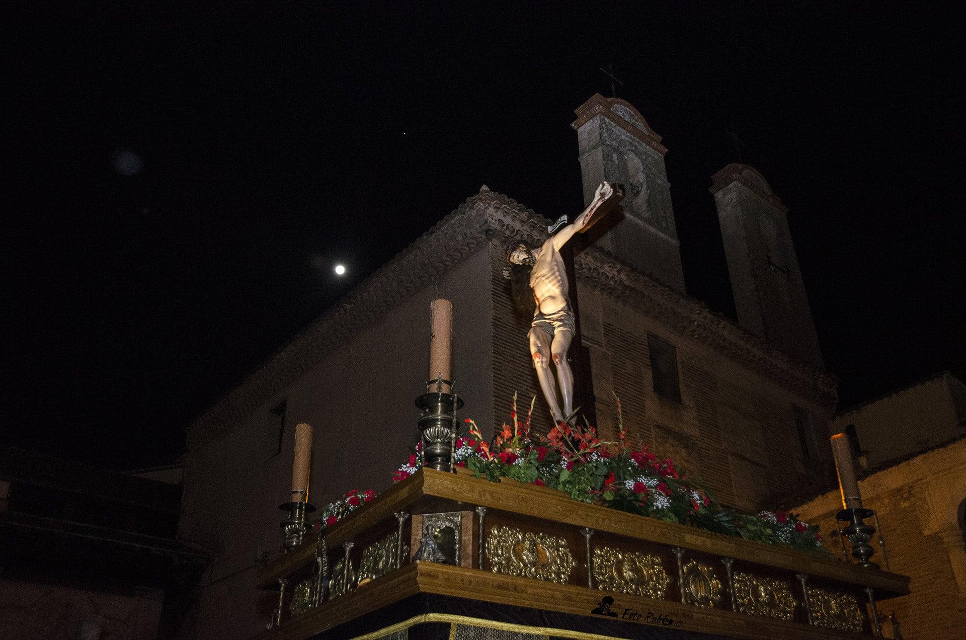 Procesión y Oración de los Cinco Misterios, Segovia 1