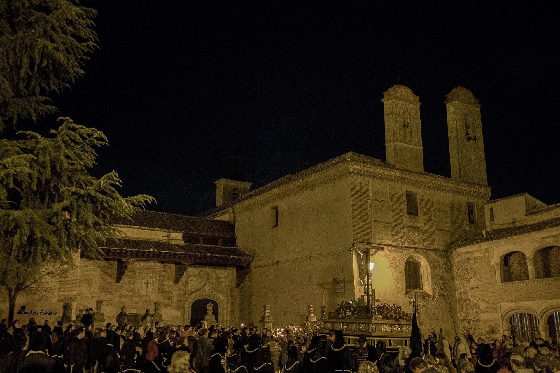Procesión y Oración de los Cinco Misterios, Segovia 2