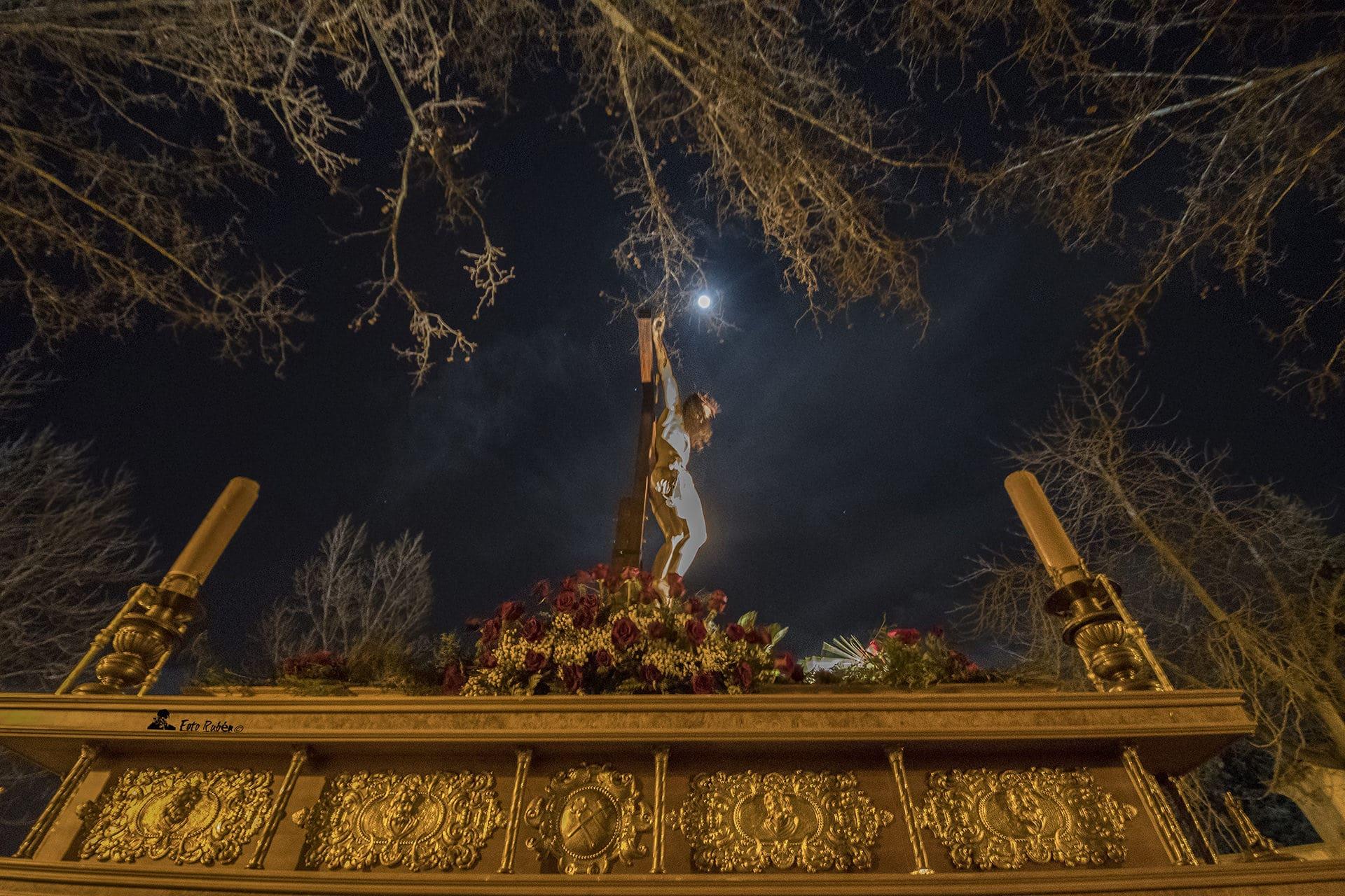 Procesión y Oración de los Cinco Misterios, Segovia 3