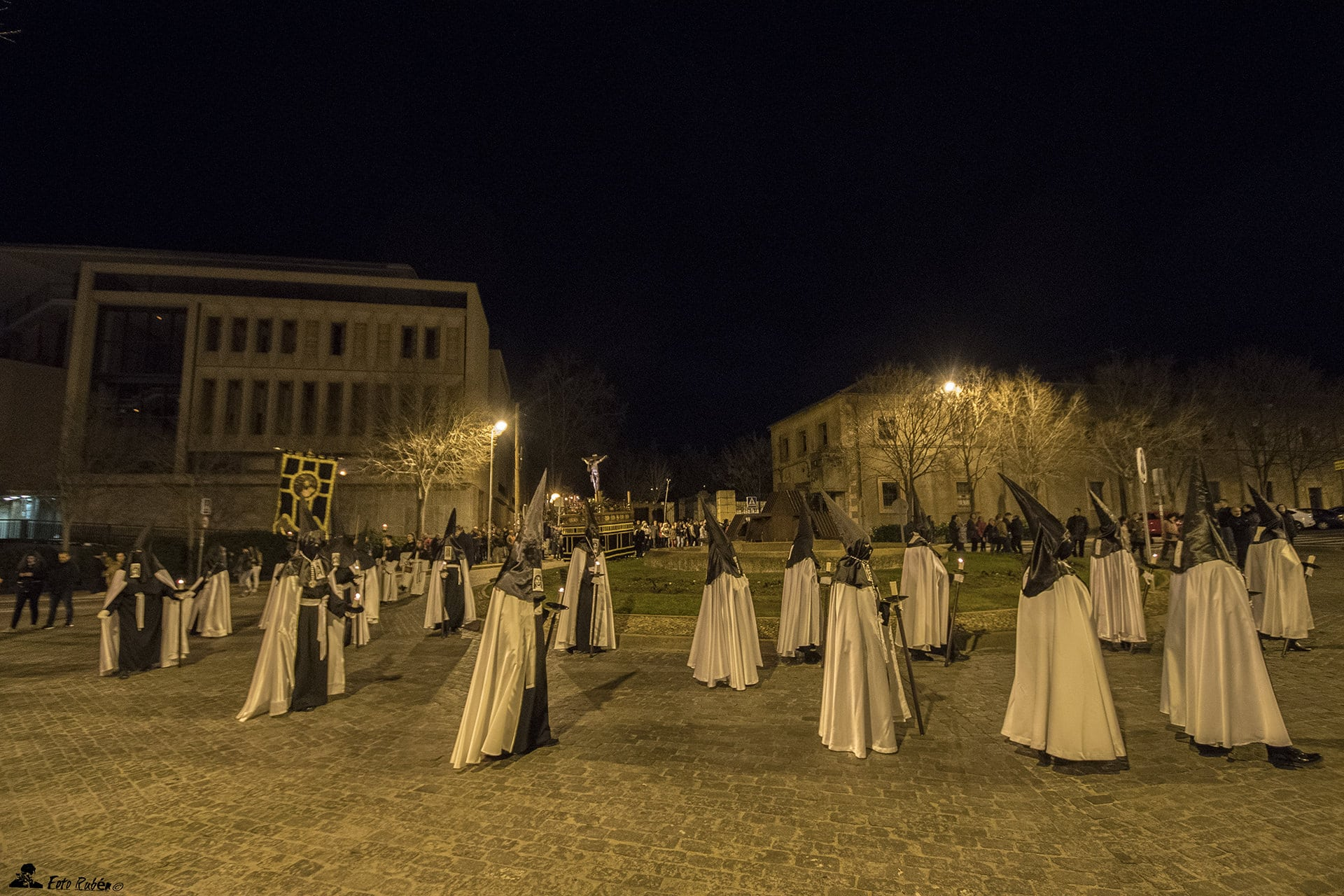 Procesión y Oración de los Cinco Misterios, Segovia 4