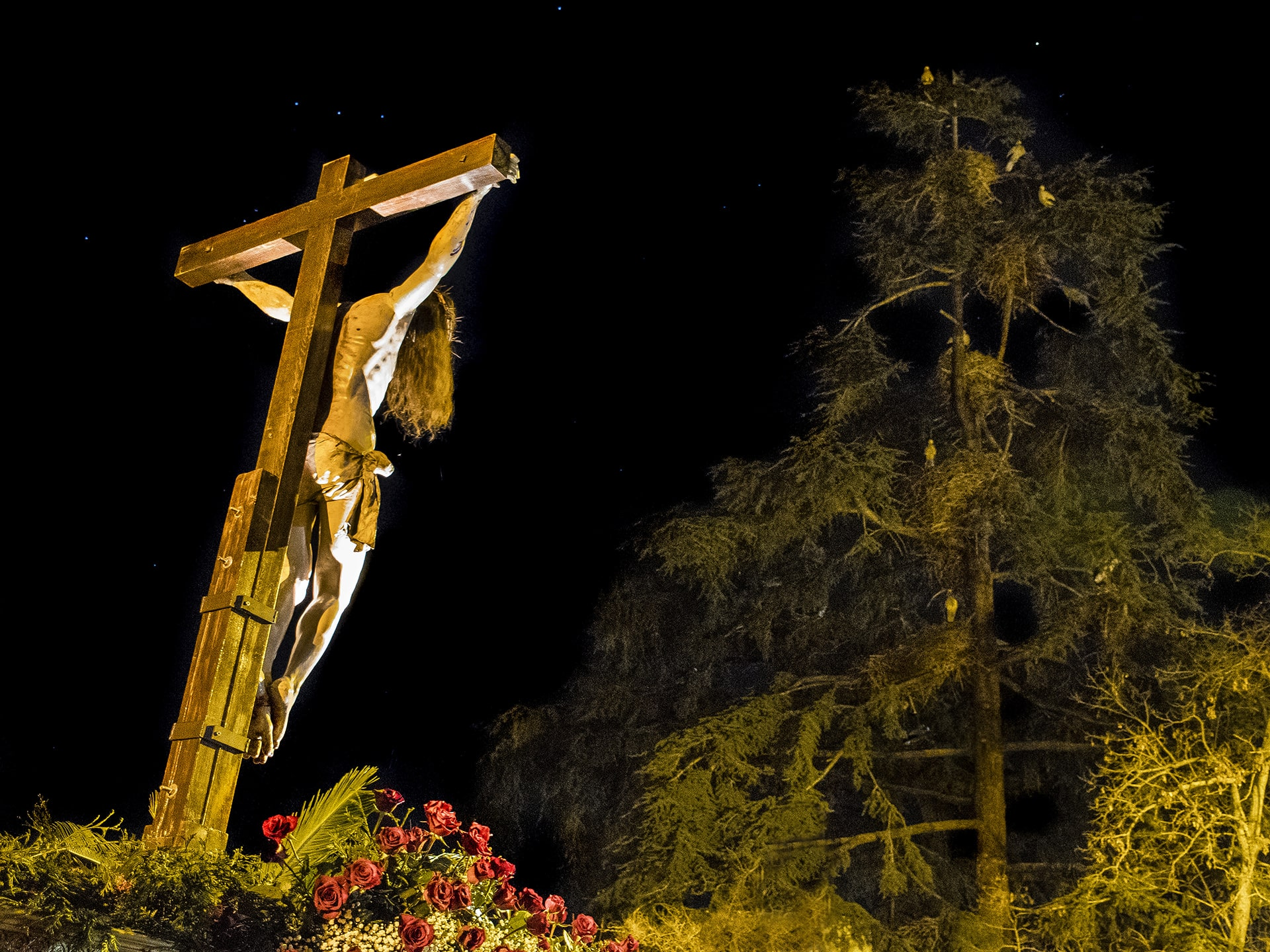 Procesión y Oración de los Cinco Misterios, Segovia 5