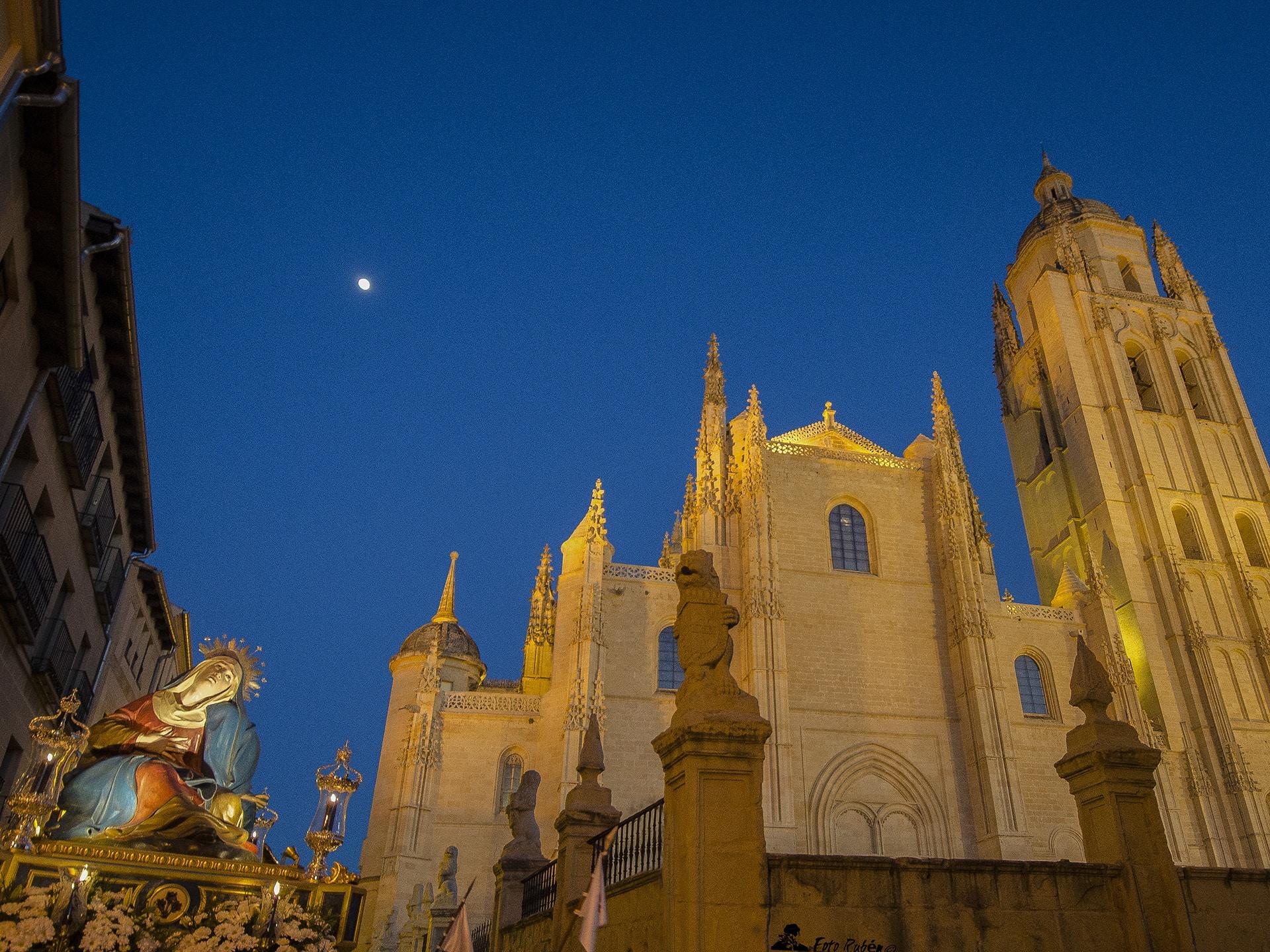 Procesion de Ntra. Madre Marçia Santismima de las Angustias, Segovia3