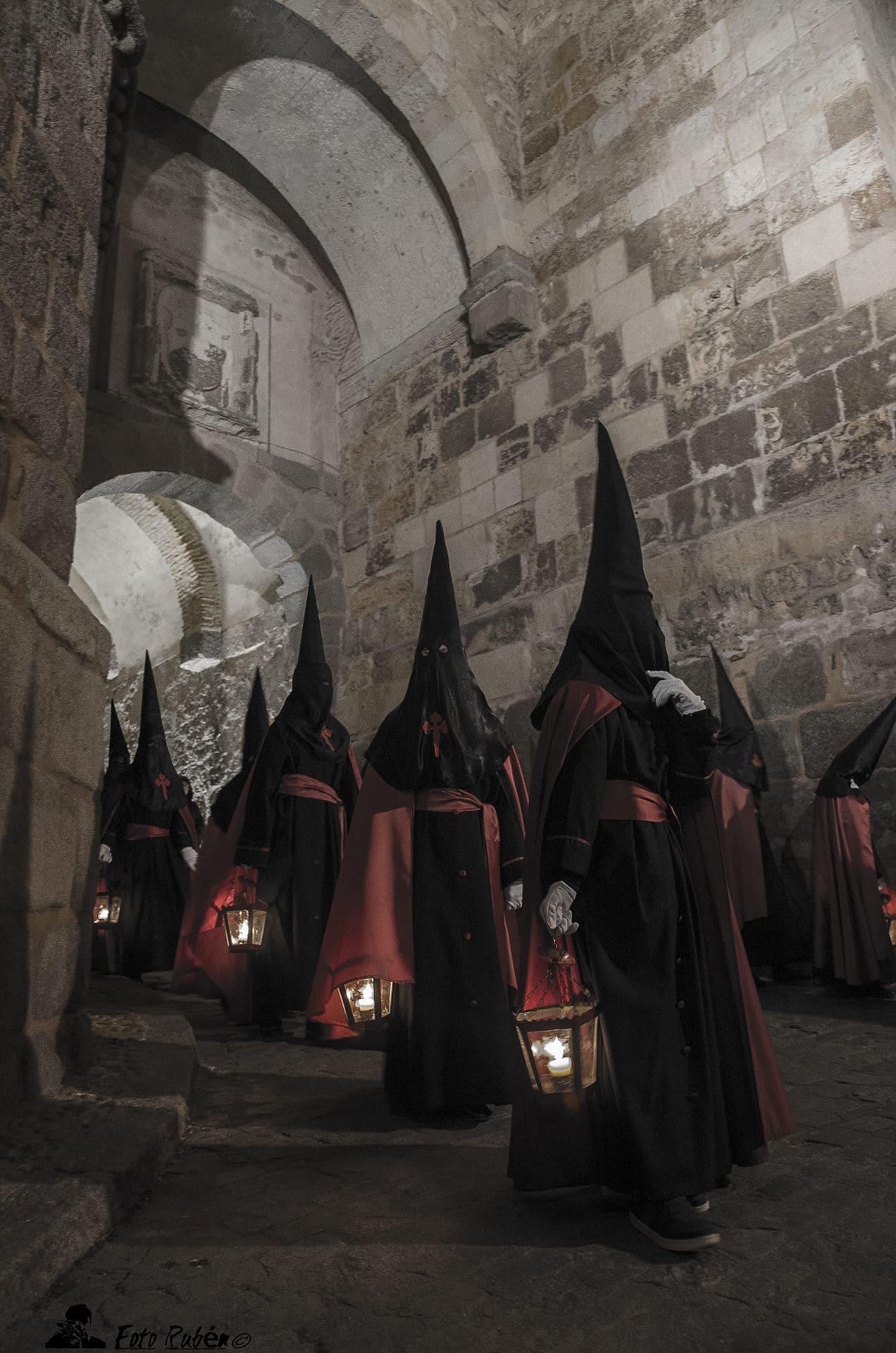 Procesion de Ntra. Madre Marçia Santismima de las Angustias, Segovia4