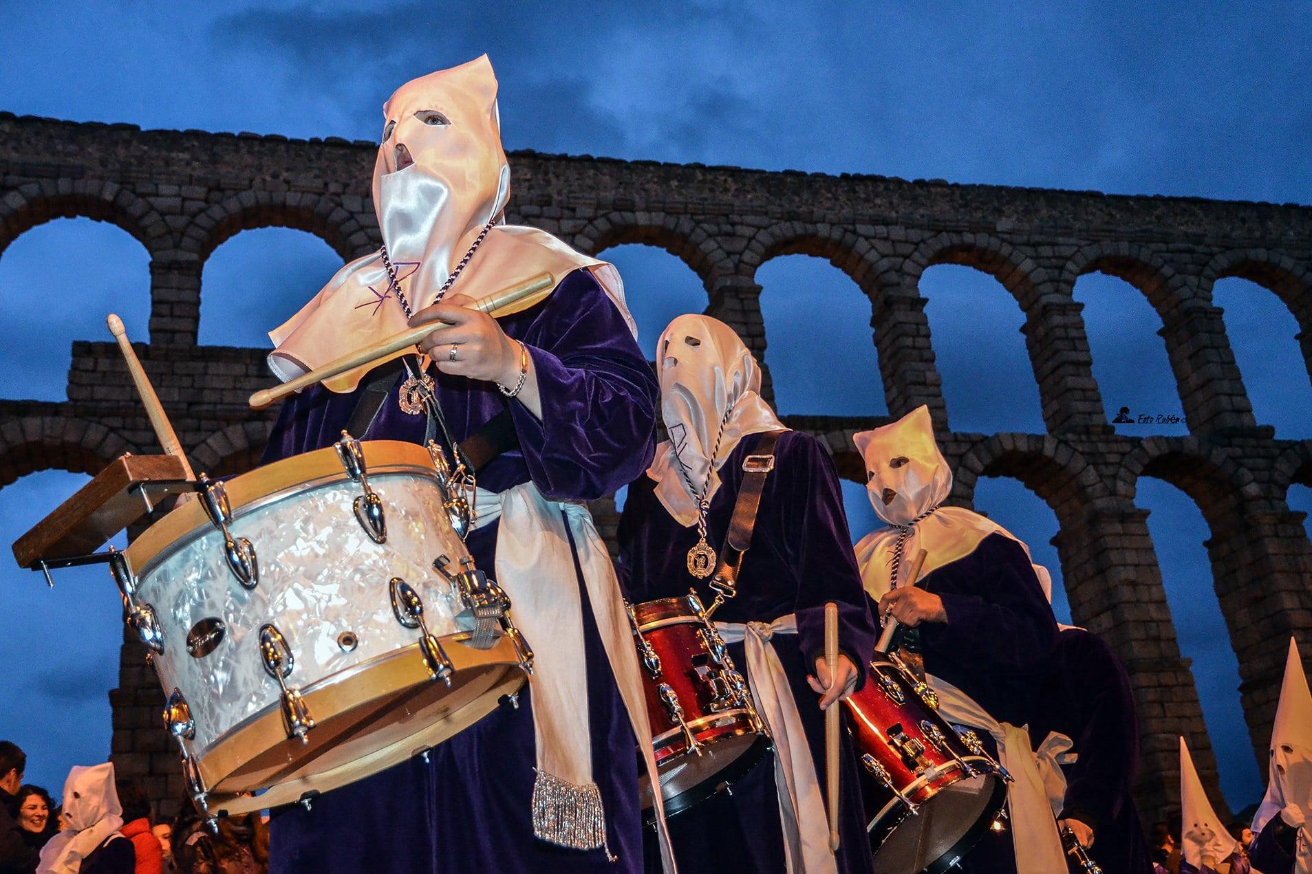 Procesion del Paso de La Flagelación del Señor, Segovia 1