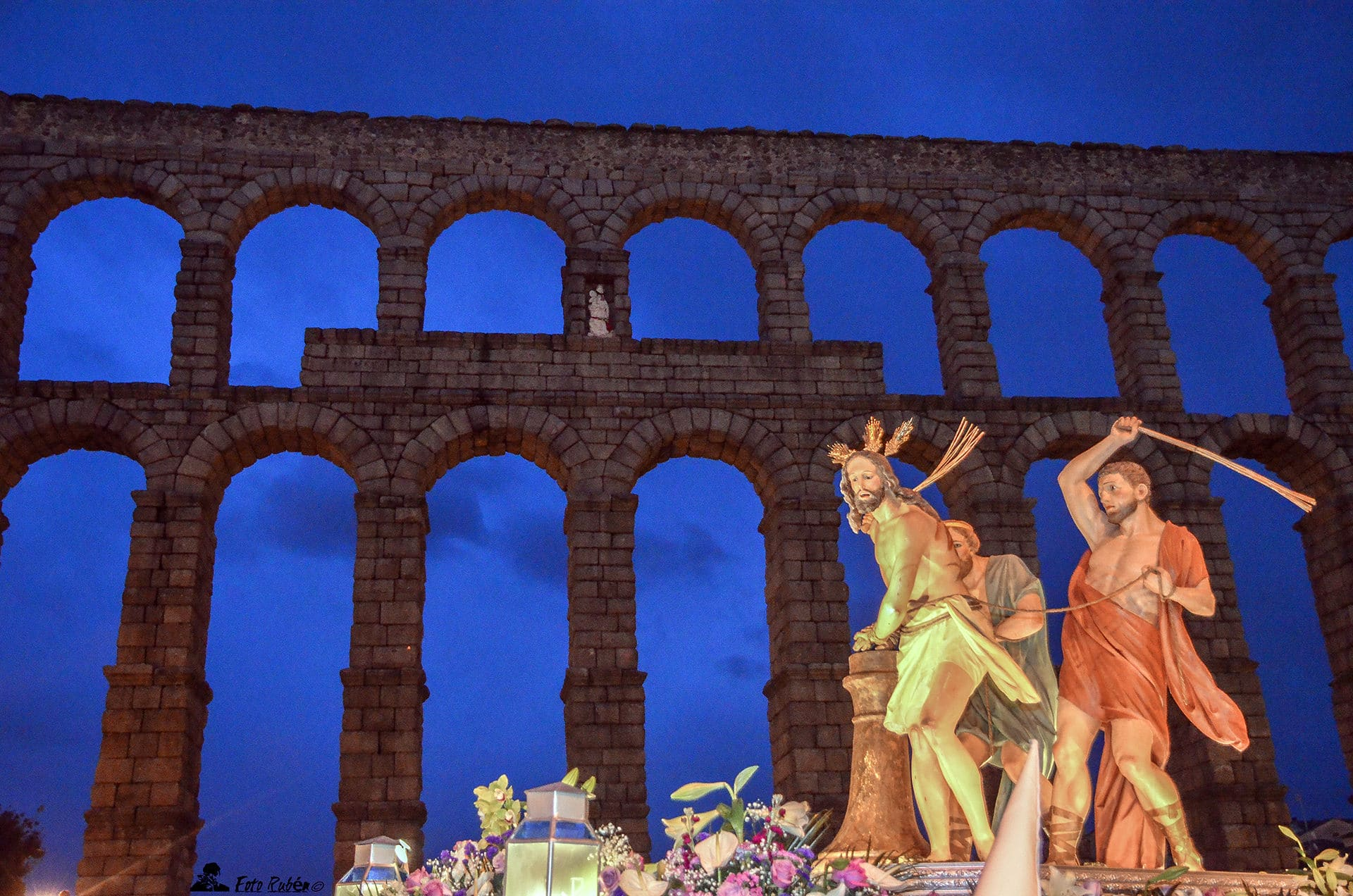 Procesion del Paso de La Flagelación del Señor, Segovia 2