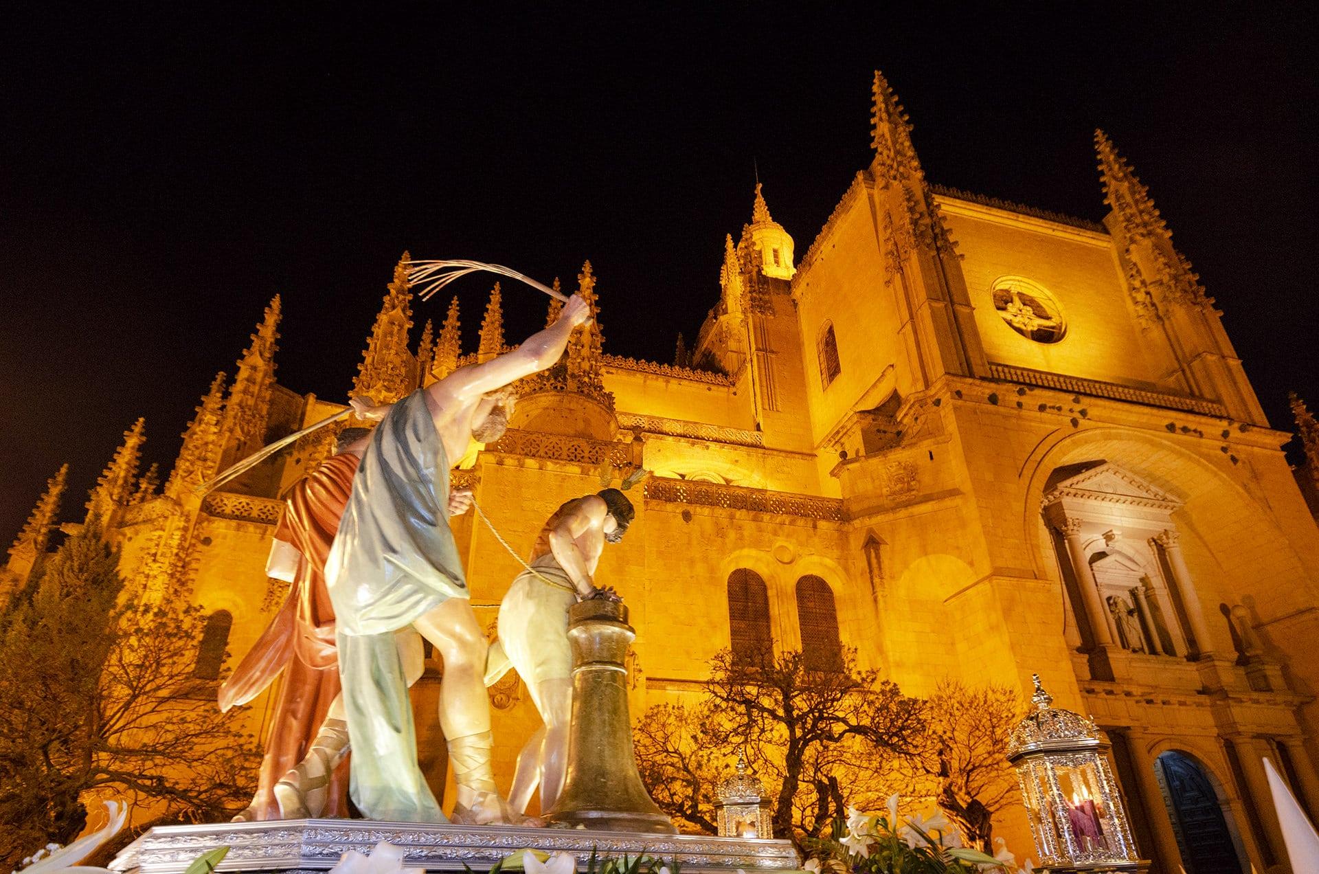 Procesion del Paso de La Flagelación del Señor, Segovia 3