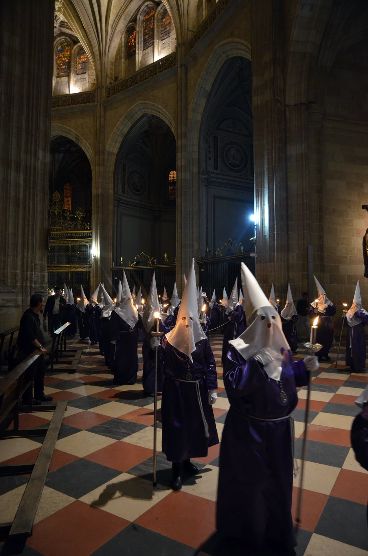 Procesion del Paso de La Flagelación del Señor, Segovia 4