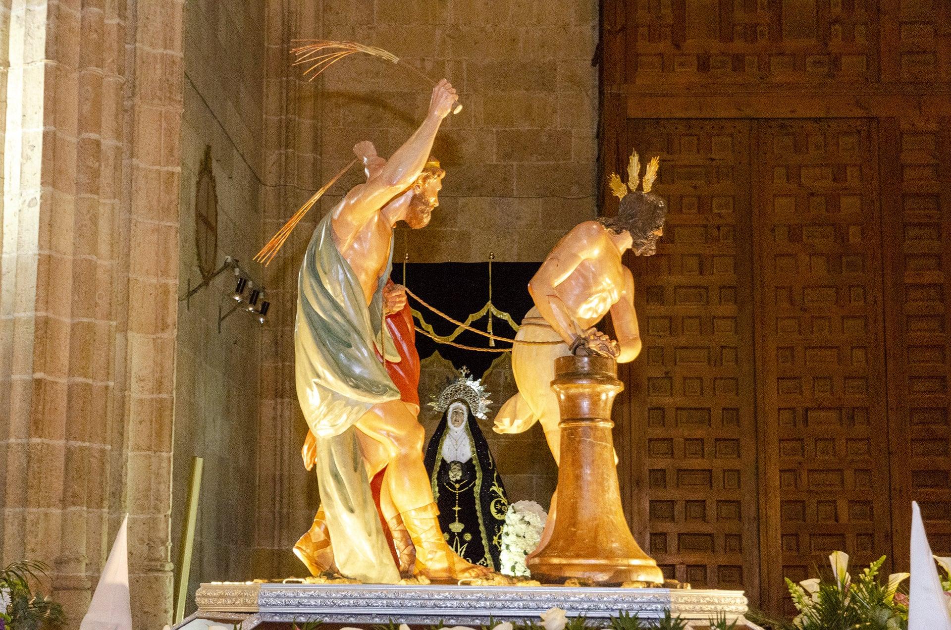 Procesion del Paso de La Flagelación del Señor, Segovia 5