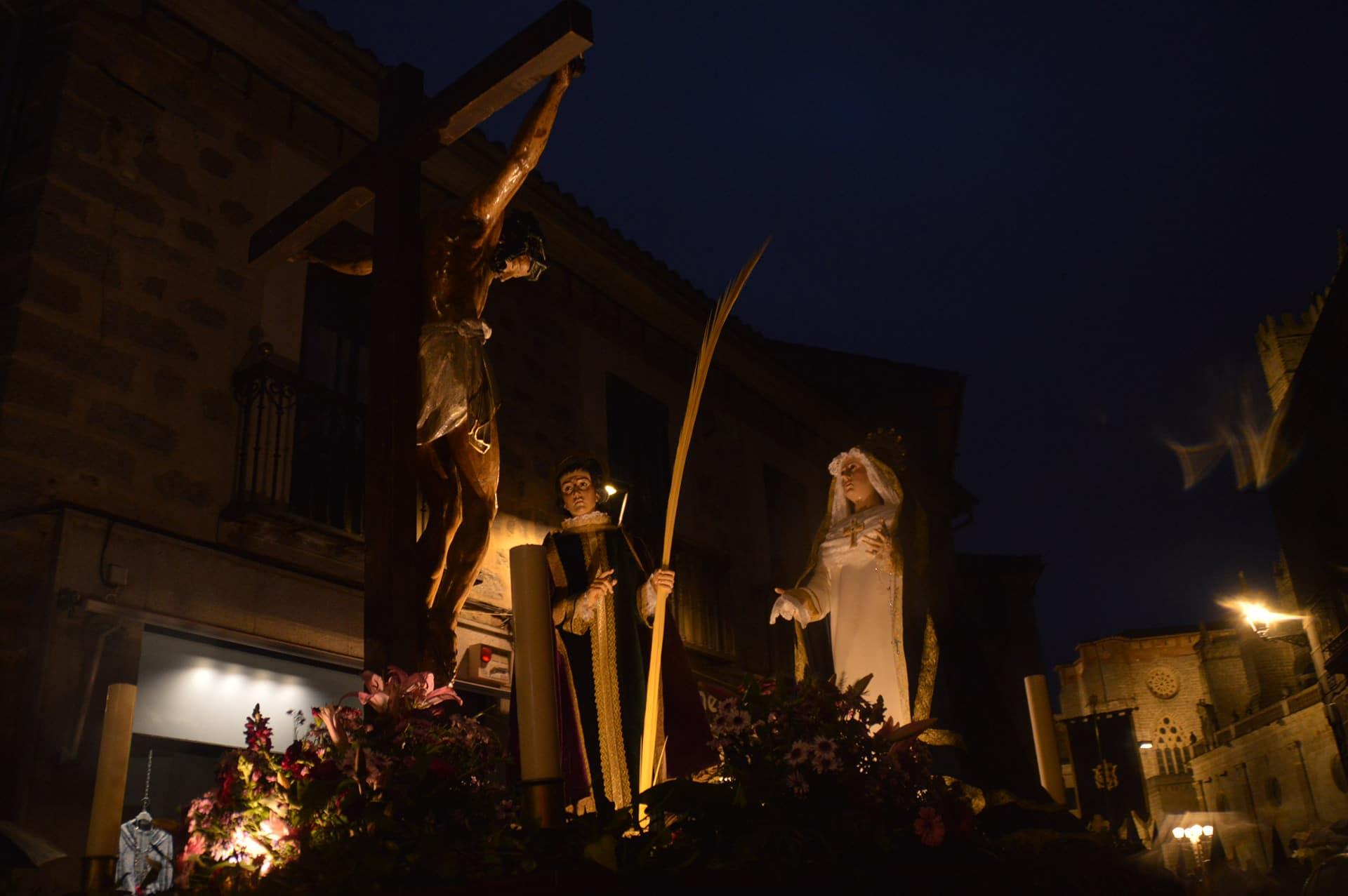 Santa Vera Cruz, Ávila8