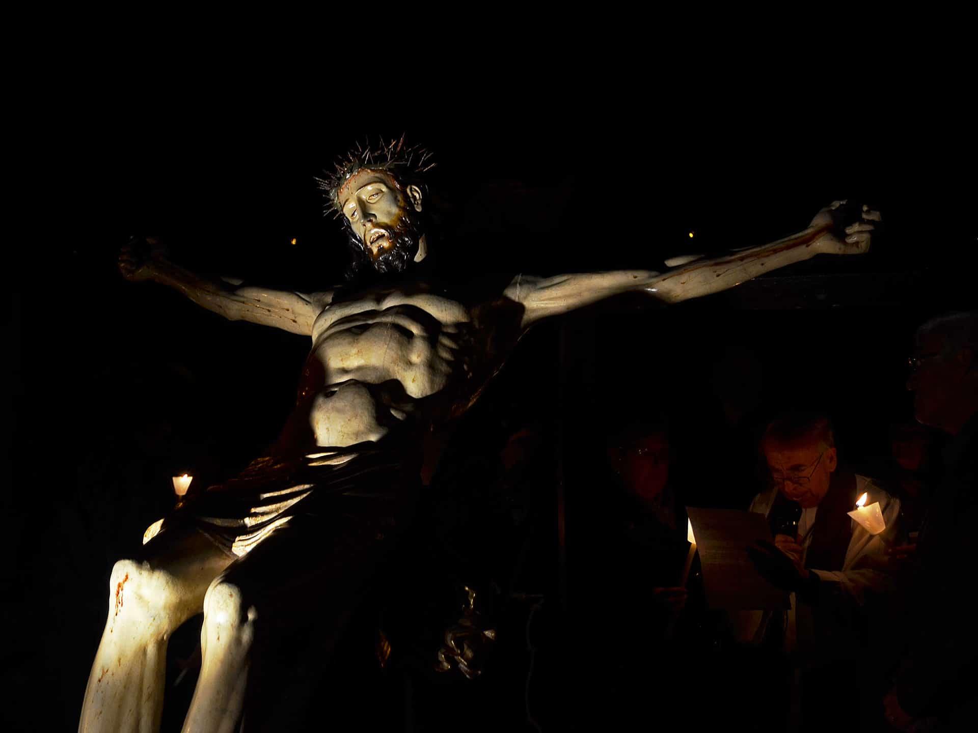 Via crucis Santo Cristo de San Marcos, Segovia2