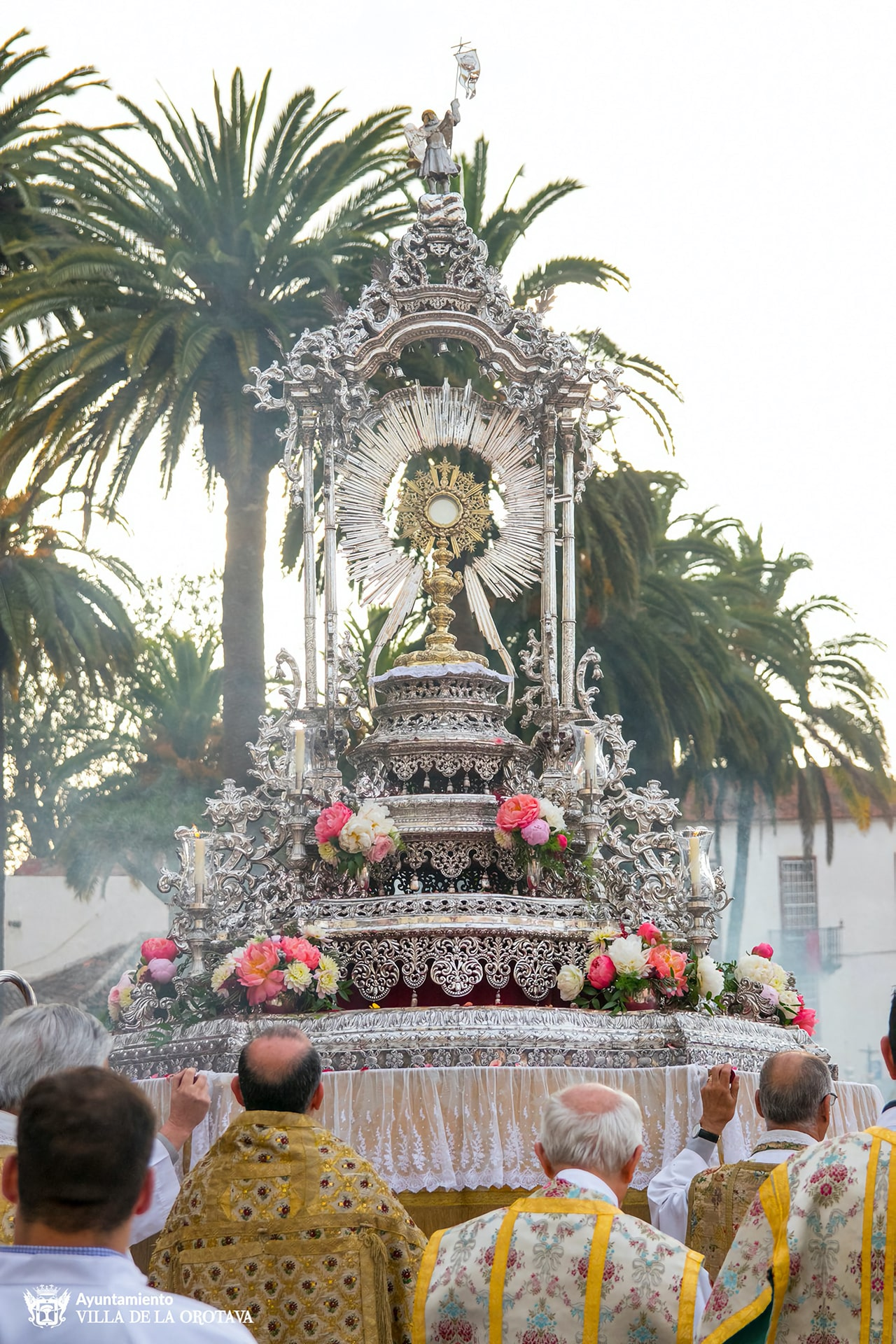 Corpus 2, El Tesoro de la Concepción