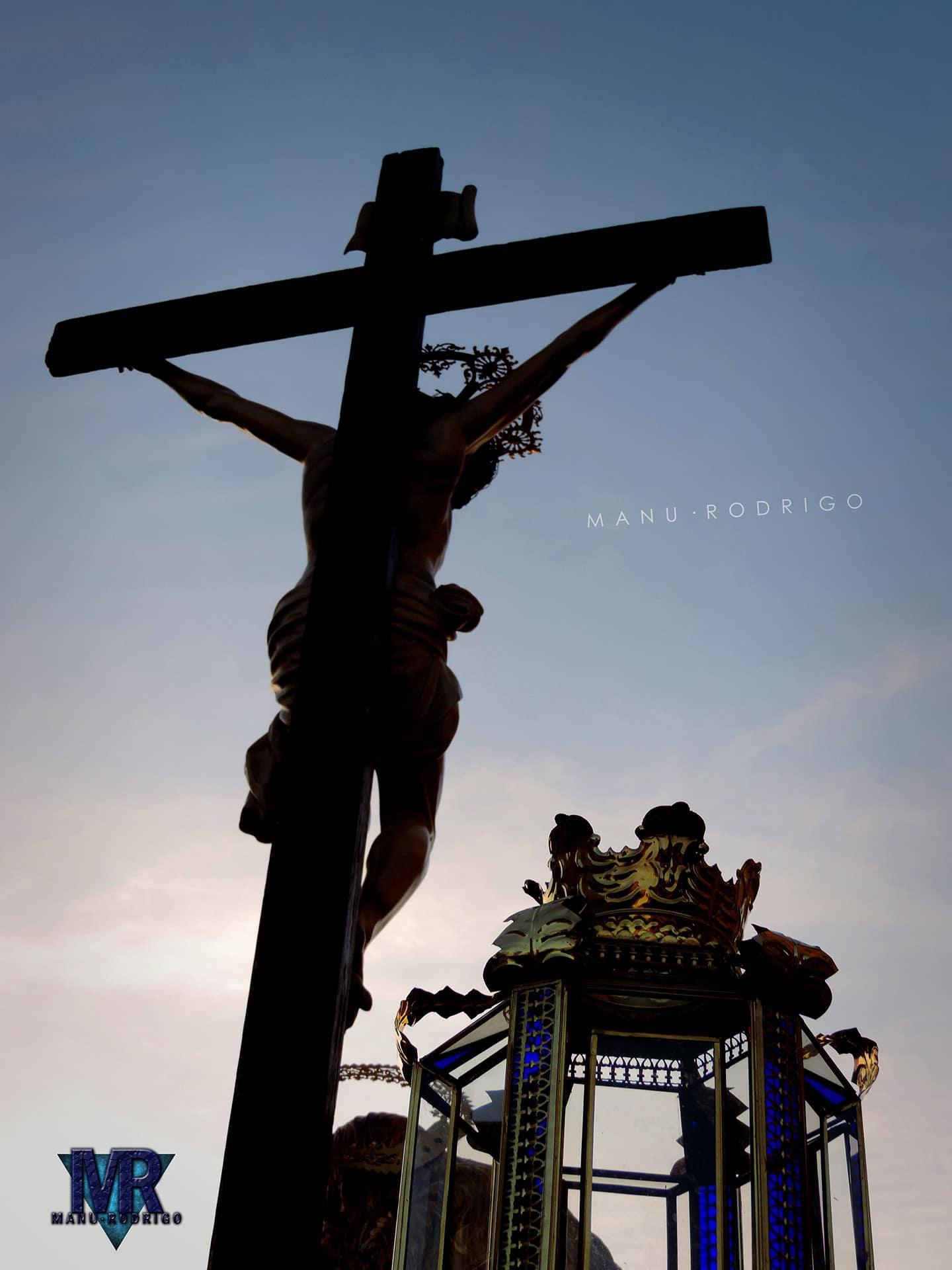 cristo de la magdalena, cofradia la piedad, san jose, jueves santo, Segovia (Manu Rodrigo)