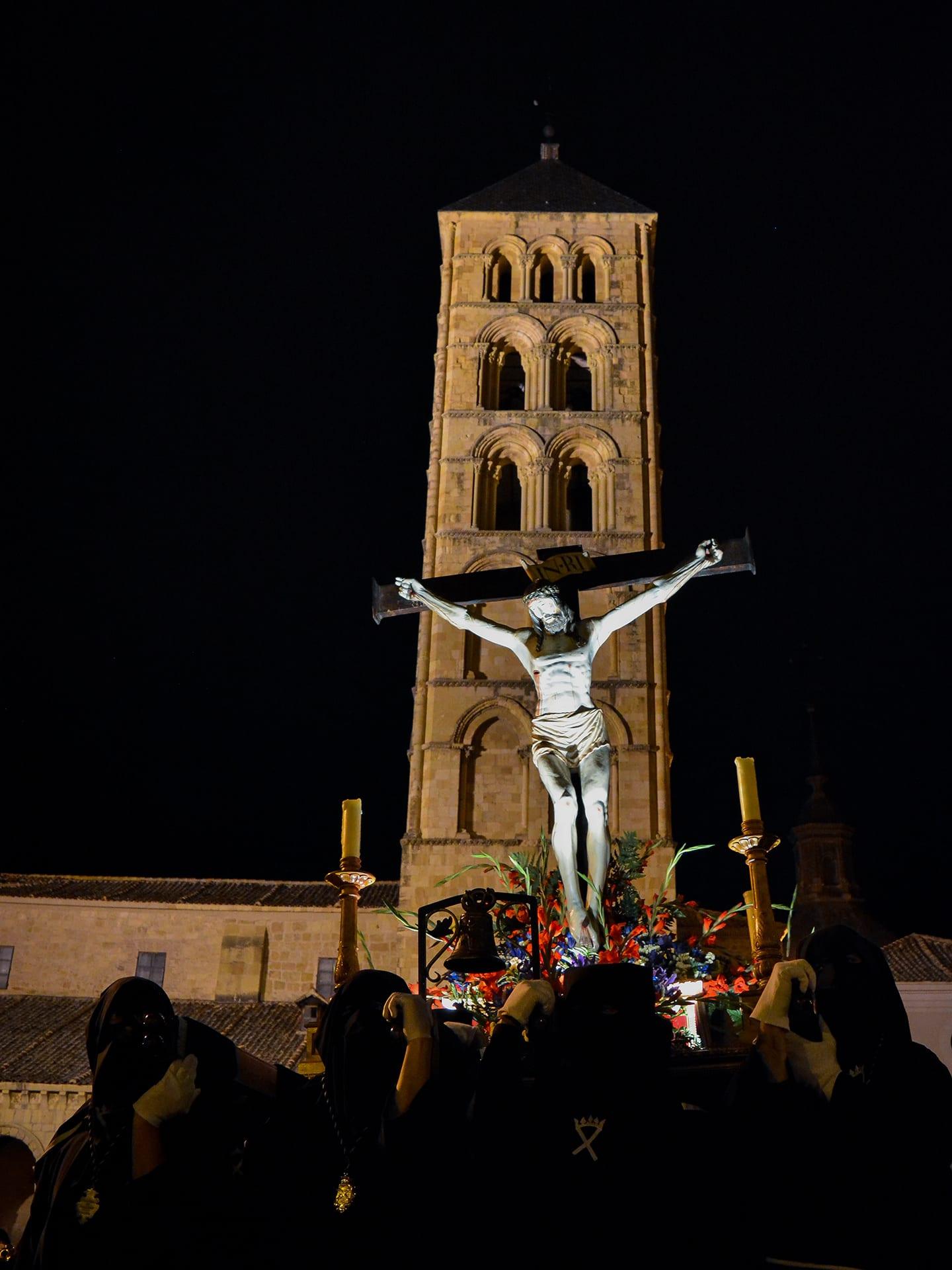 cristo de la paciencia, san andres, miercoles santo(1), Segovia (Manu Rodrigo)
