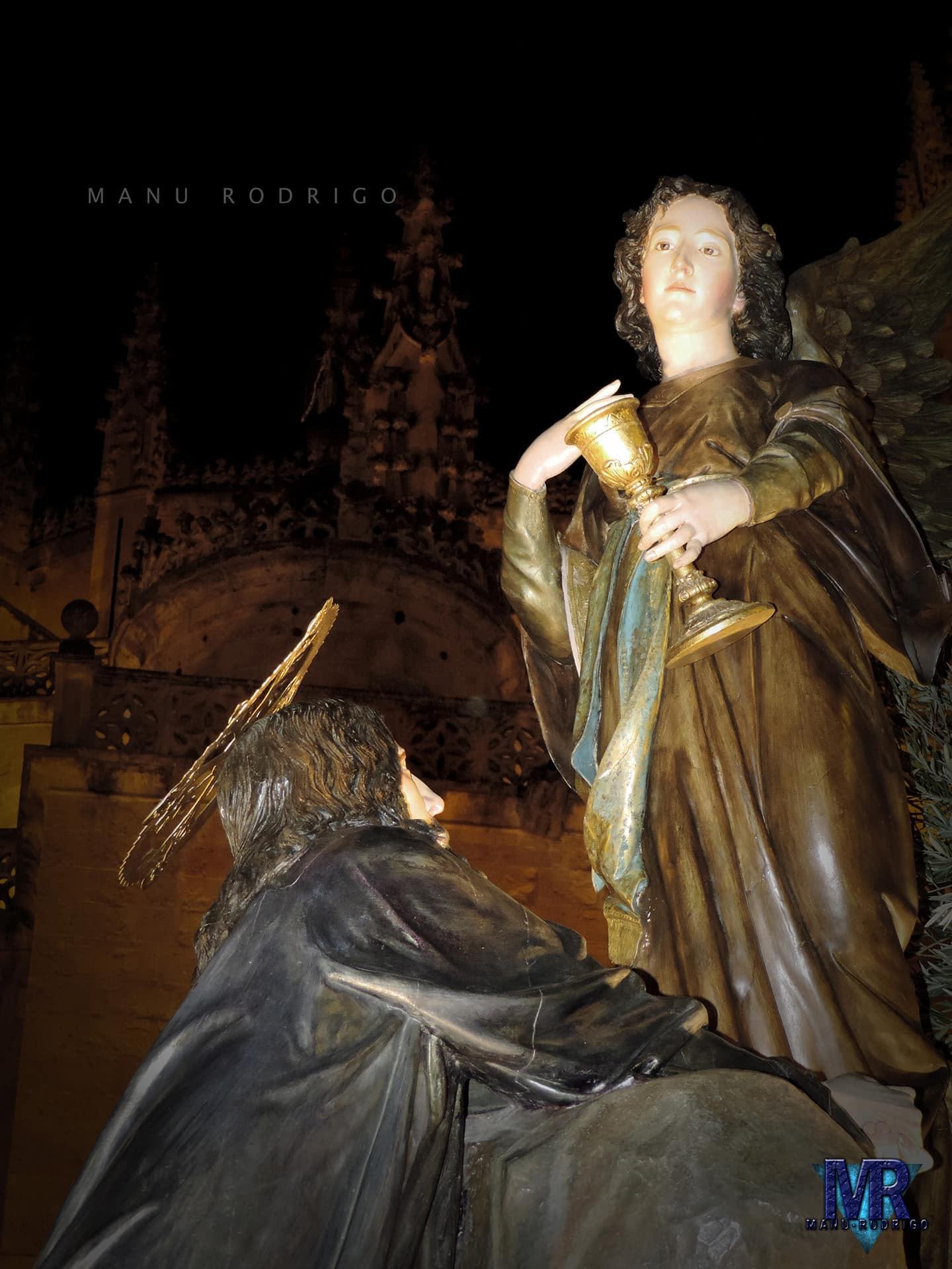 la oracion en el huerto, iglesia san lorenzo, viernes santo, Segovia (Manu Rodrigo)