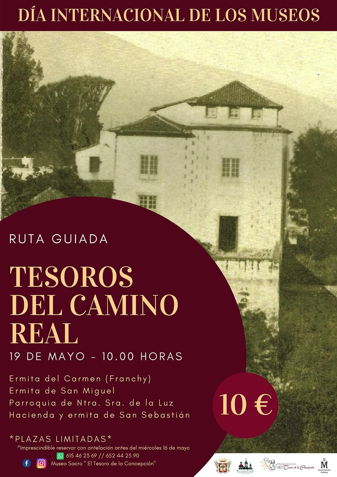 Ruta Tesoros Camino Real, El Tesoro de la Concepción