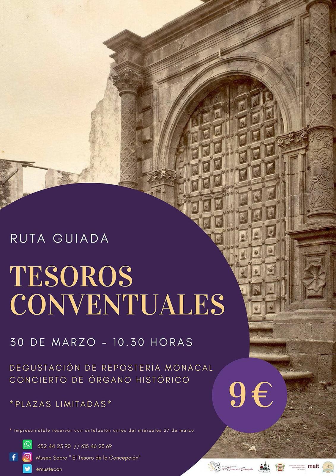 Ruta Tesoros Conventuales, El Tesoro de la Concepción