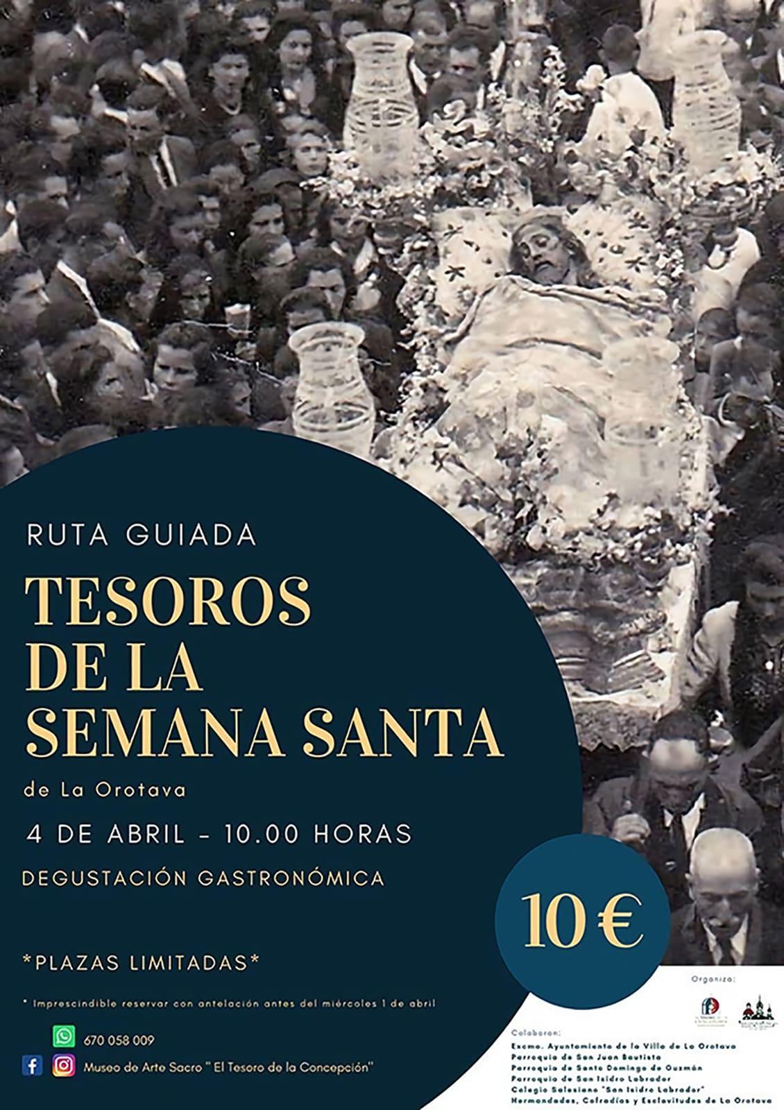 Ruta Tesoros Semana Santa, El Tesoro de la Concepción