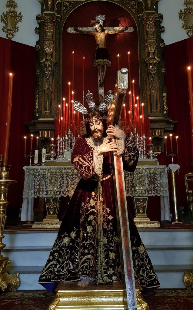 JESÚS NAZARENO DE LAS PENAS (Granada)