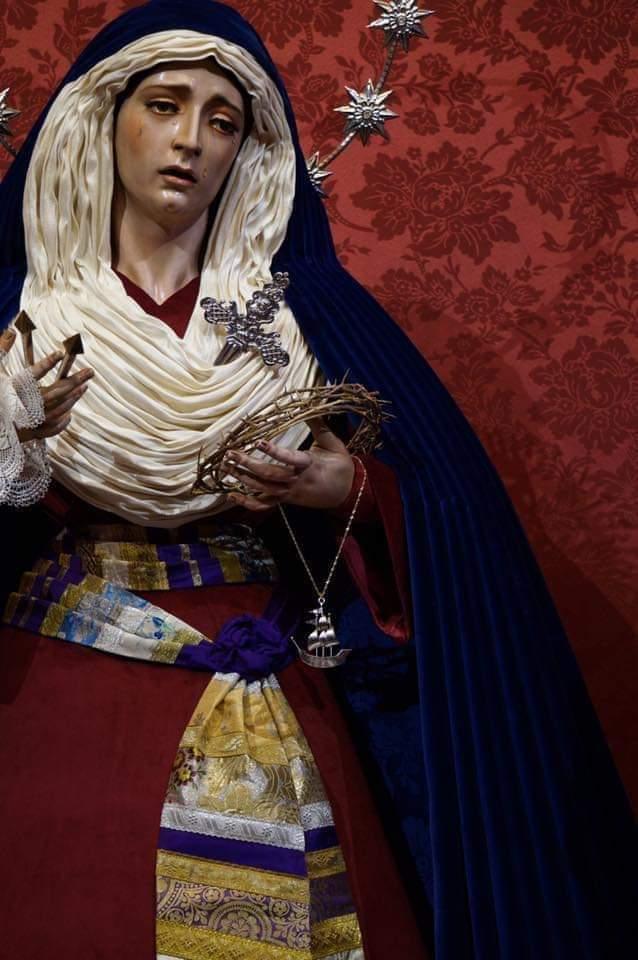 Veneración de Ntra. Madre y Sra. de la Consolación | SSE 1