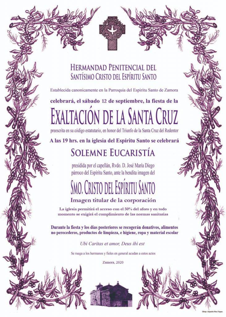 Orla Espíritu Santo (Zamora) 2020