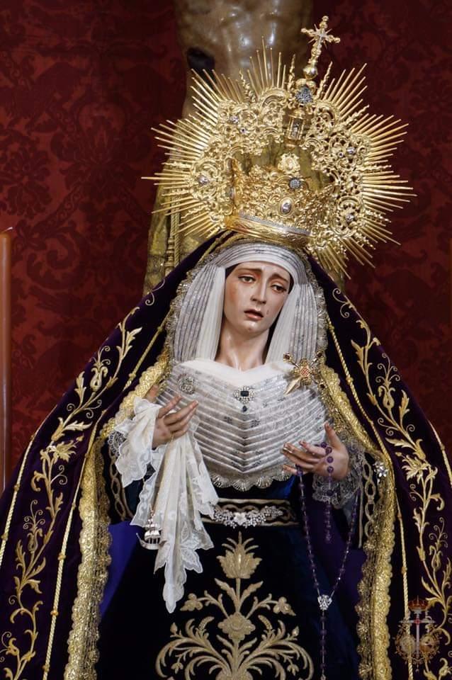 Virgen de la Consolación, Granada
