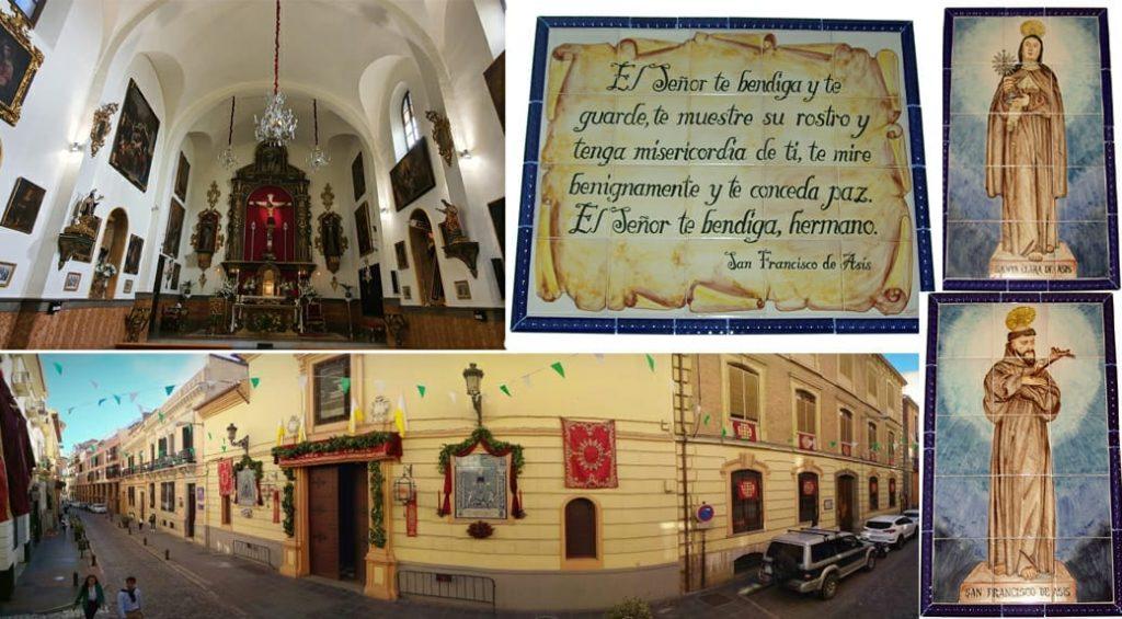 Convento del Santo Ángel Custodio (Granada)