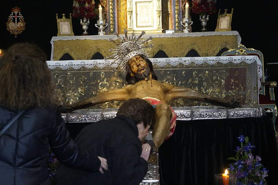 Miradas de fe, San Agustín (Granada)