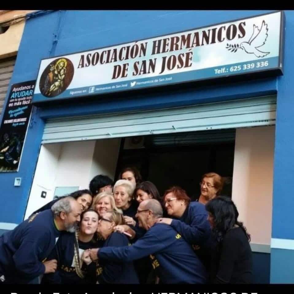 Voluntarios, Hdad. San Agustín