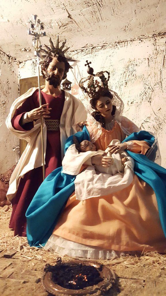 Dios se hace pequeño, San Agustín