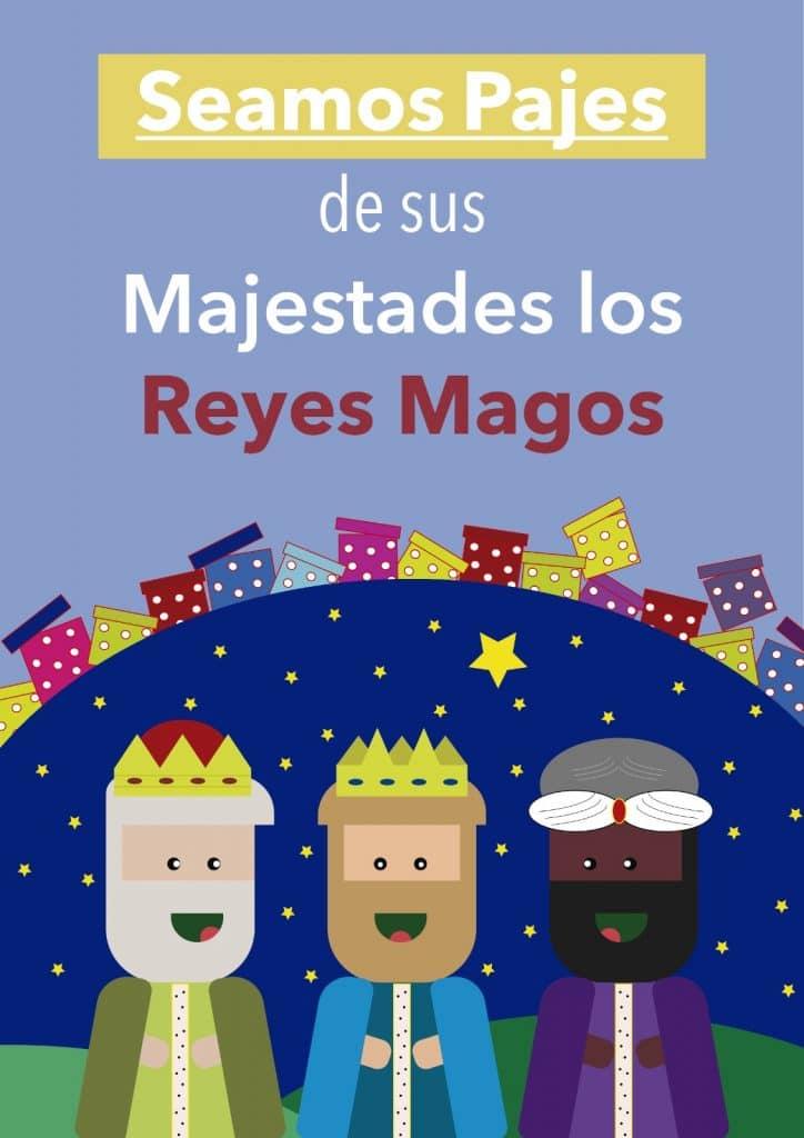Pajes de los Reyes Magos, San Agustín