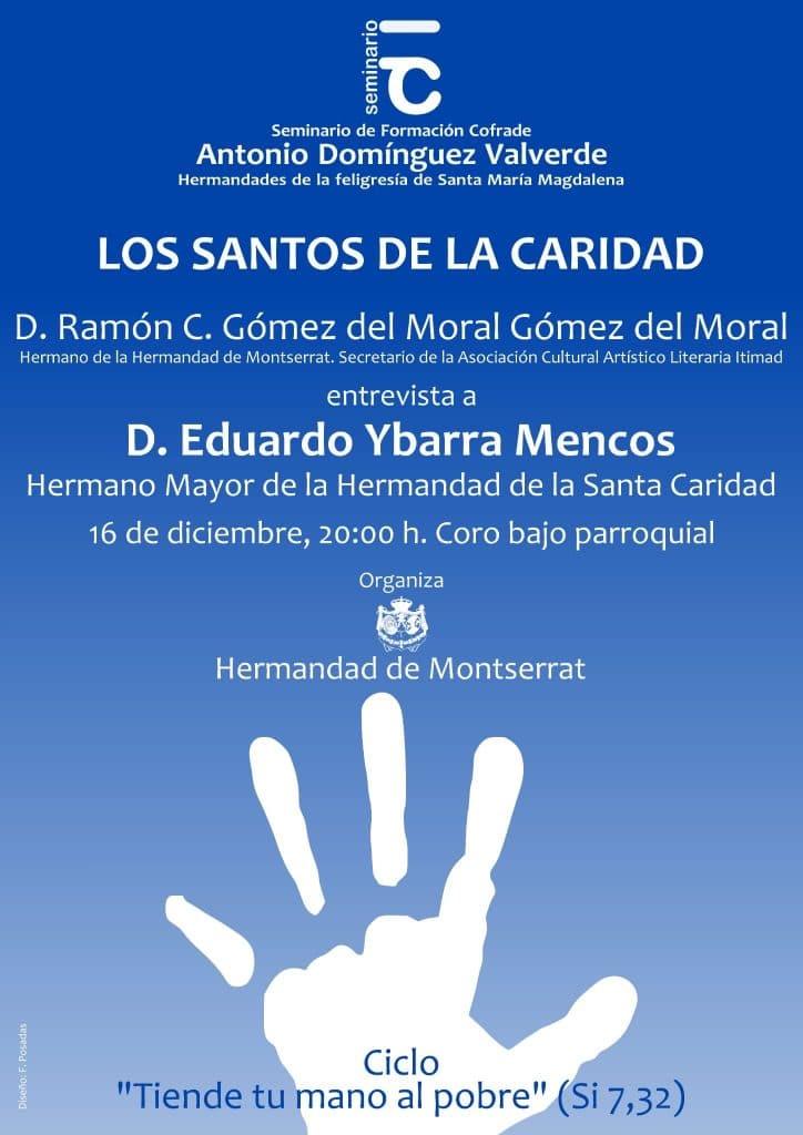 Seminario de Formación Cofrade, Hdad. Montserrat